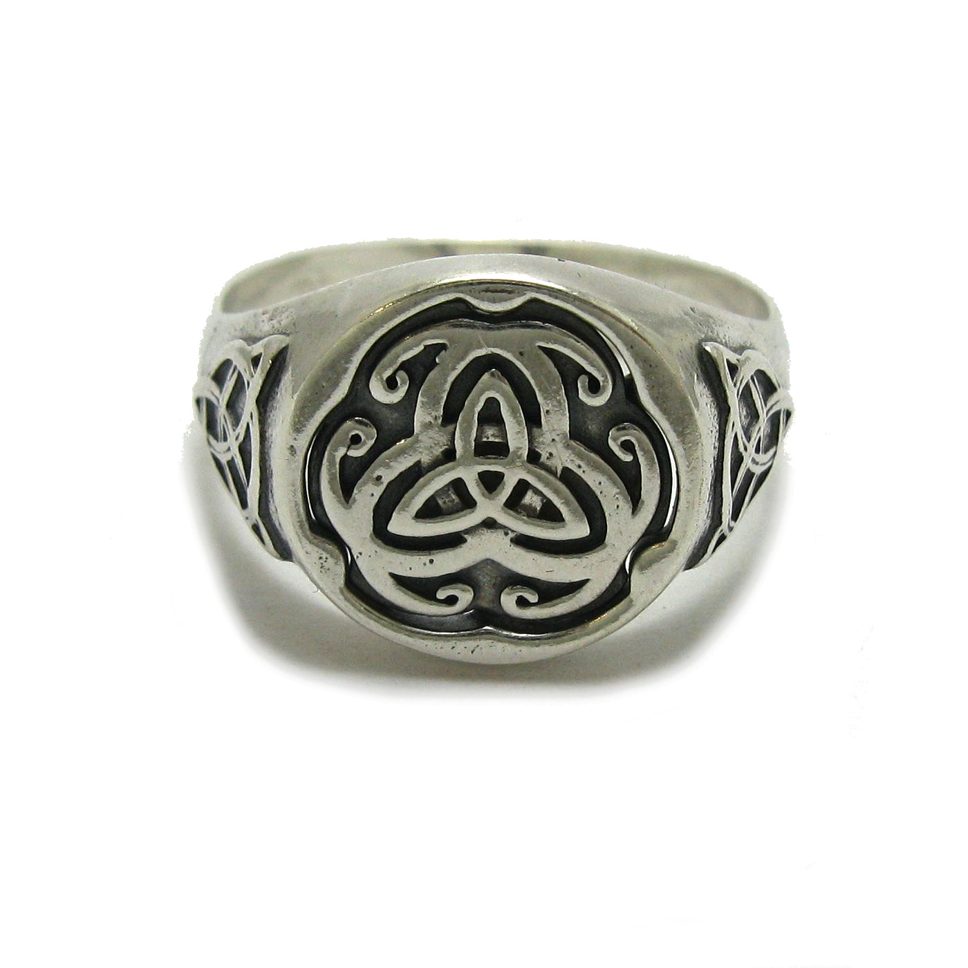 Silver ring - R001790