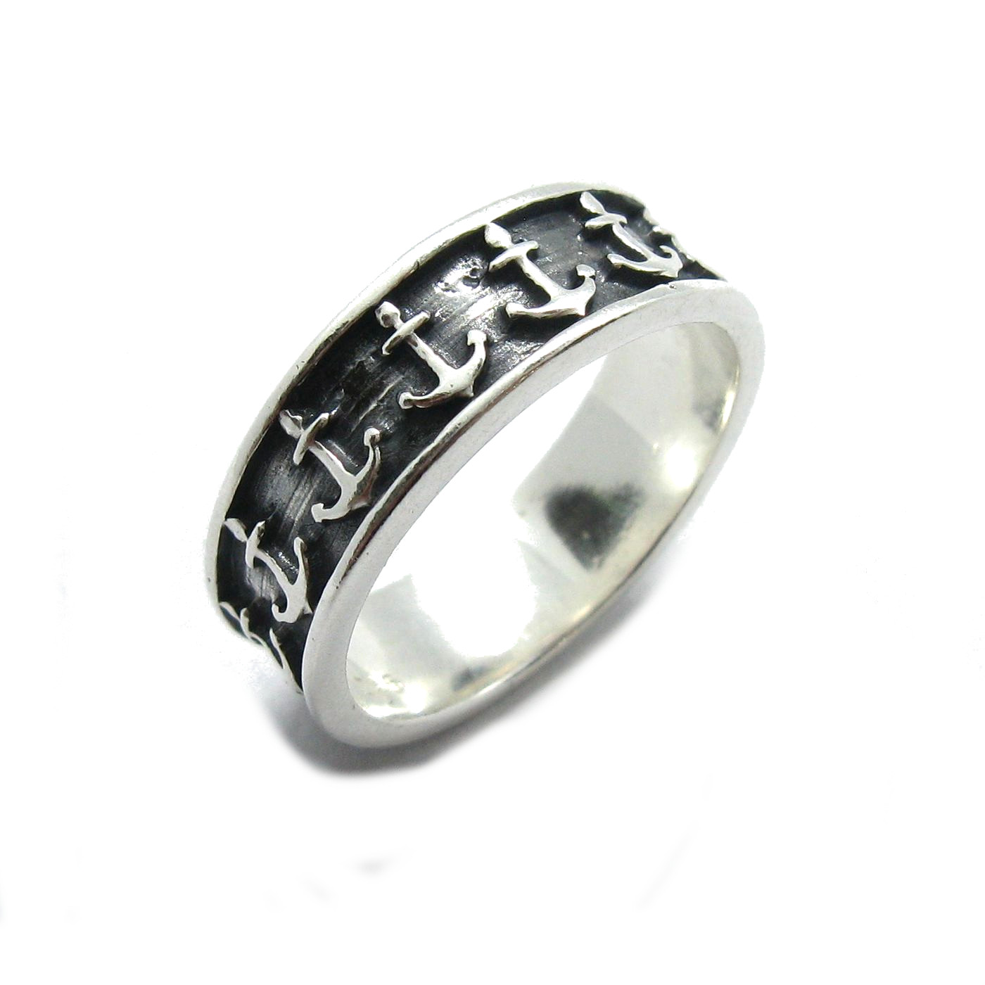 Silver ring - R001794