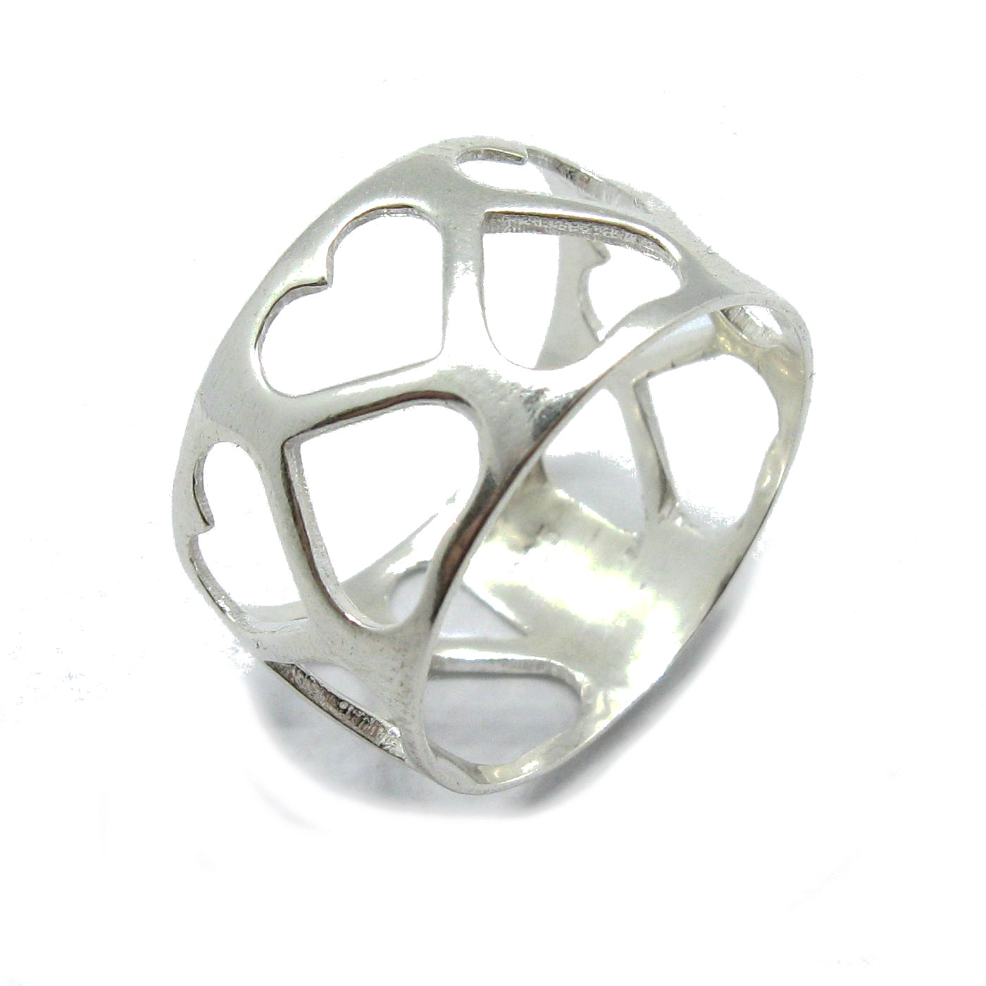 Silver ring - R001795