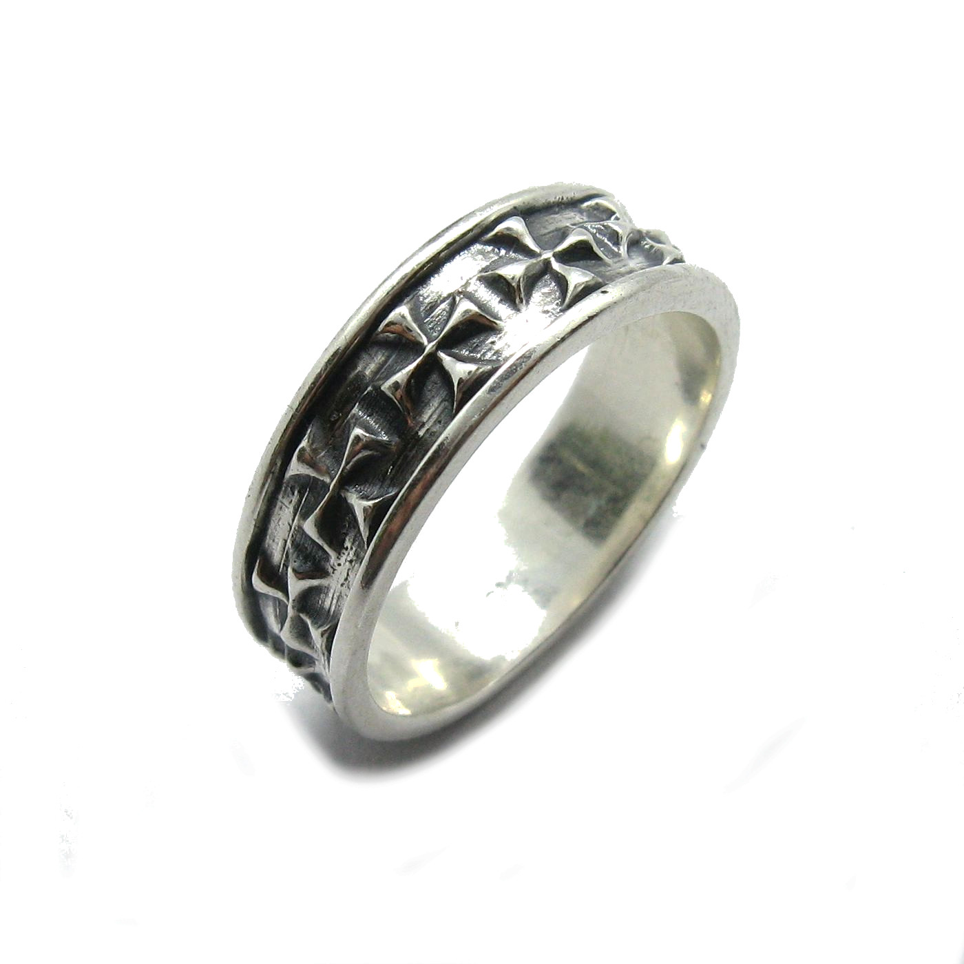 Silver ring - R001796