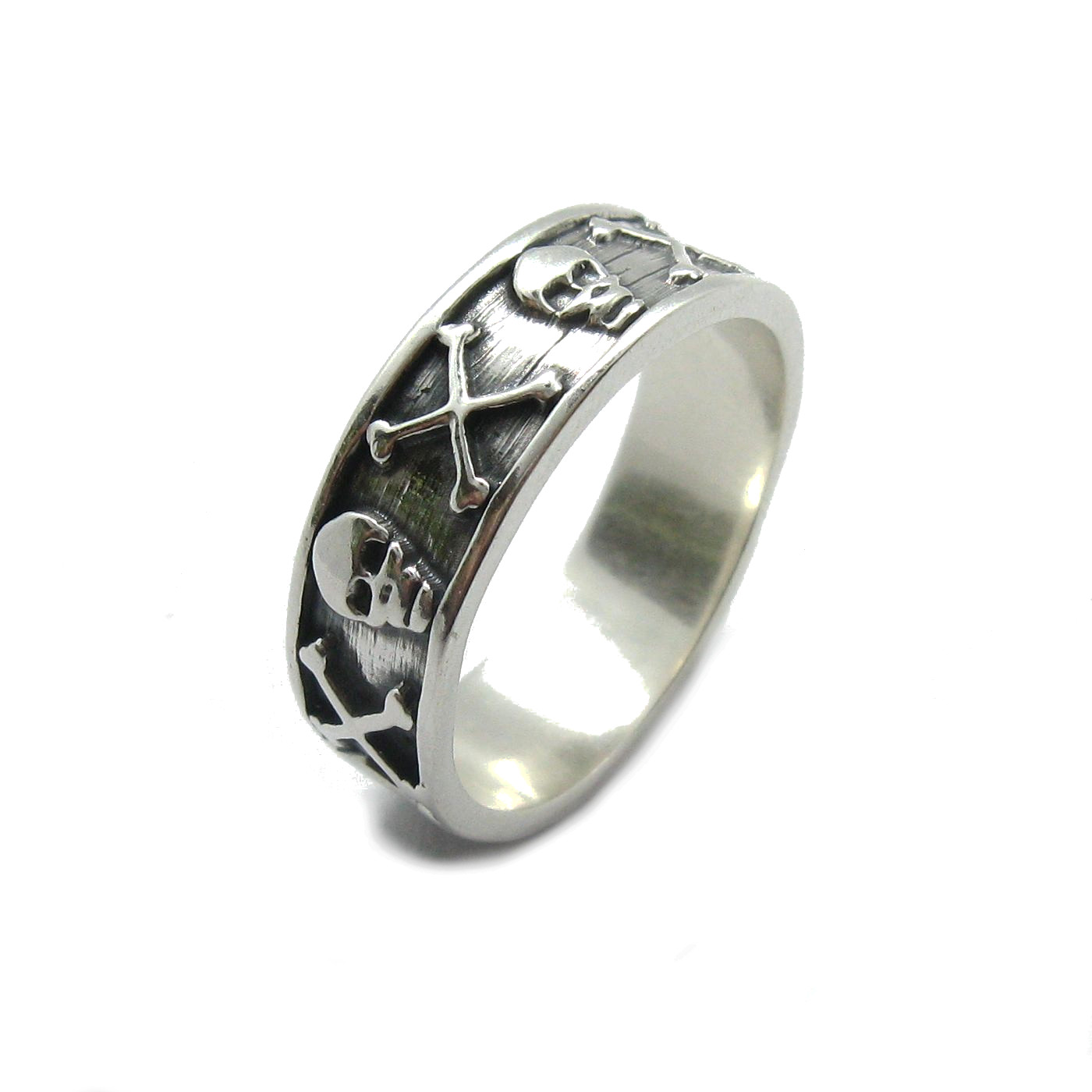 Silver ring - R001798