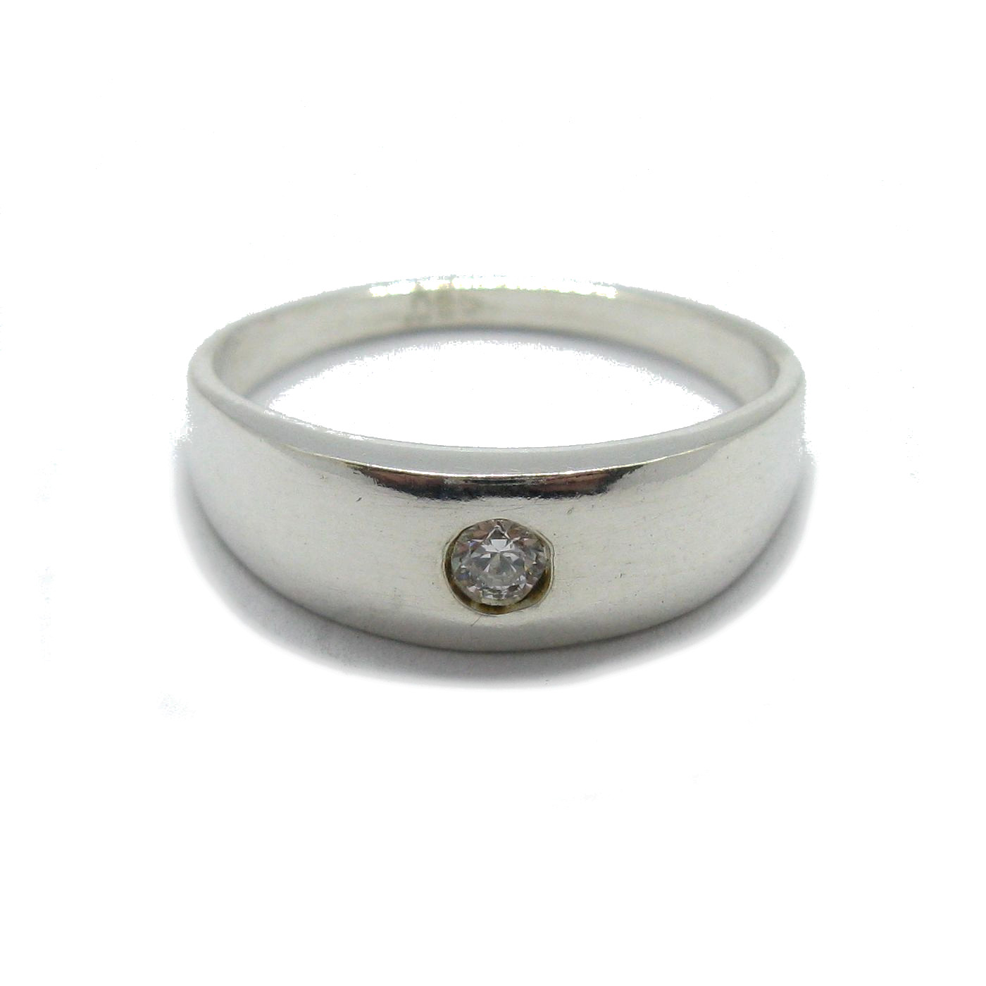 Silver ring - R001803