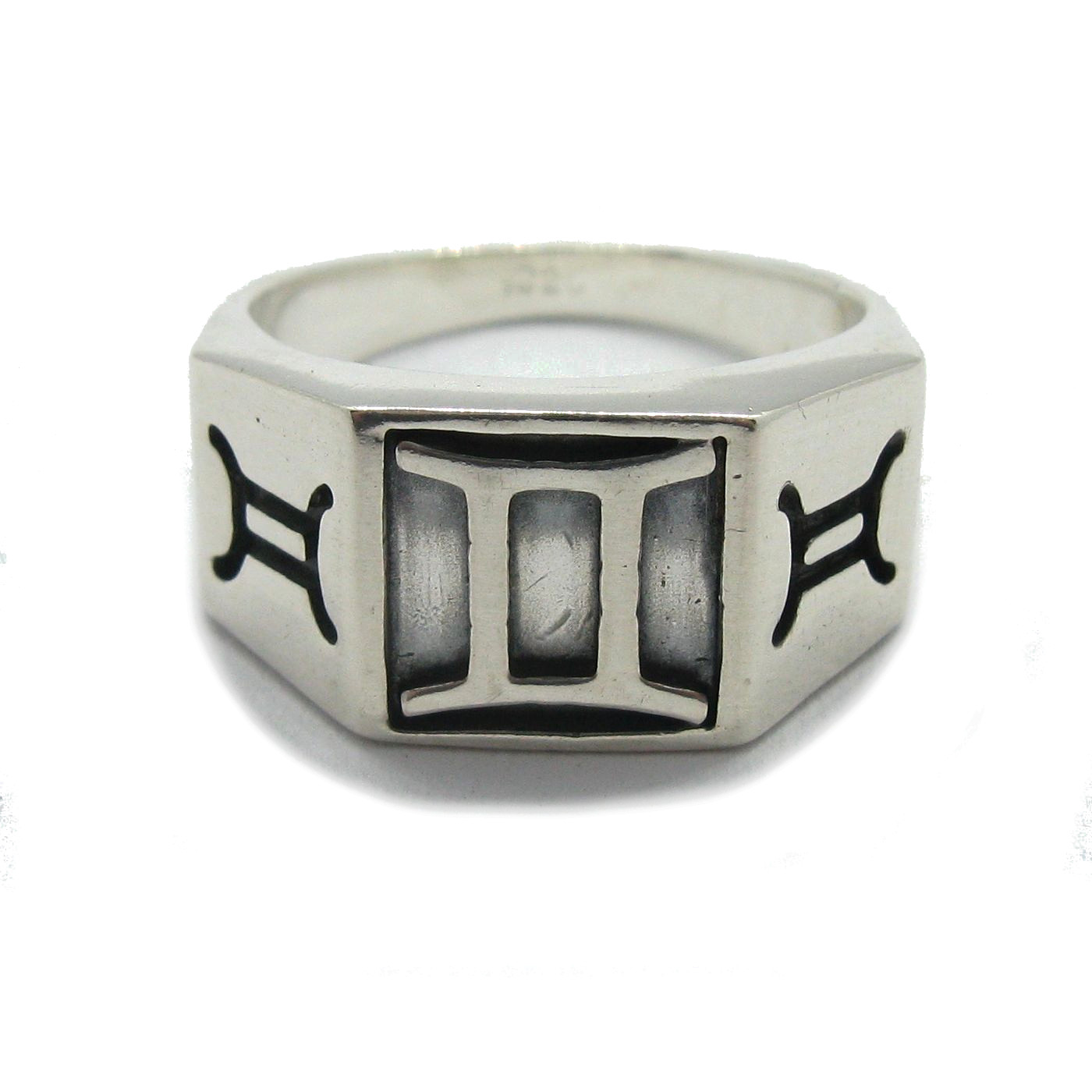 Silver ring - R001807