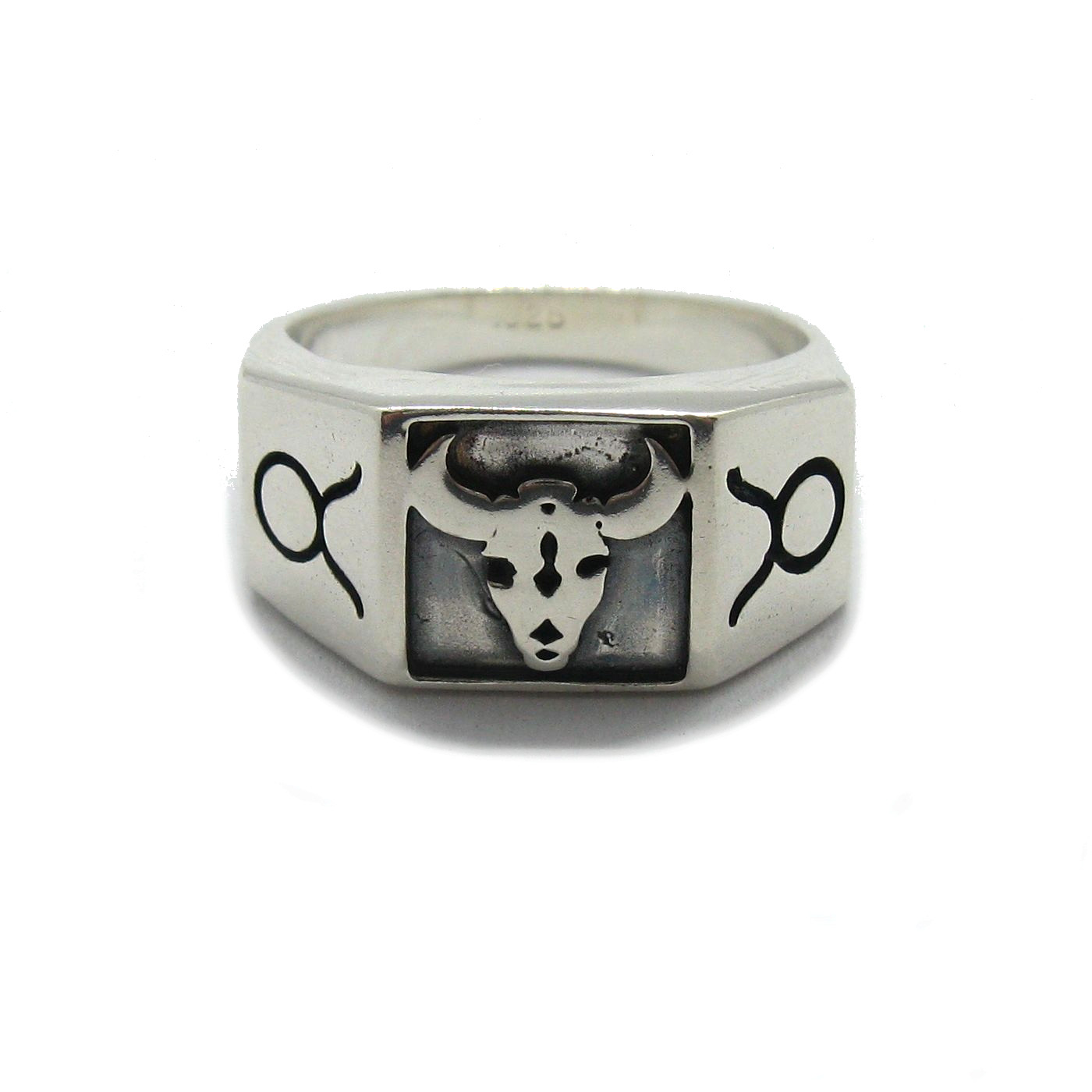 Silver ring - R001810