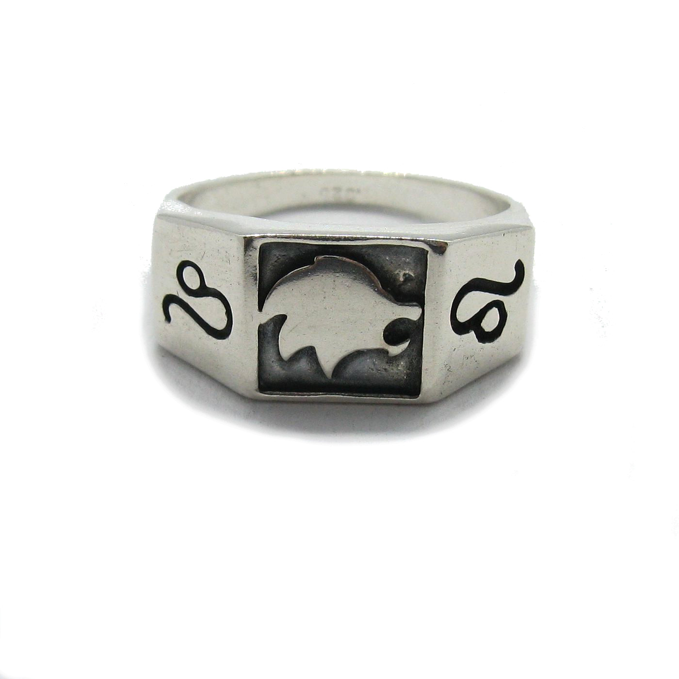 Silver ring - R001812