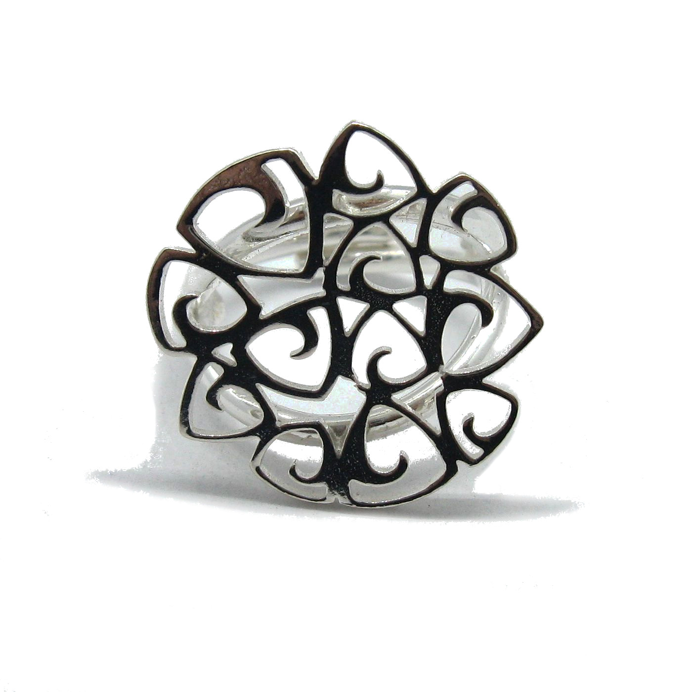 Silver ring - R001816