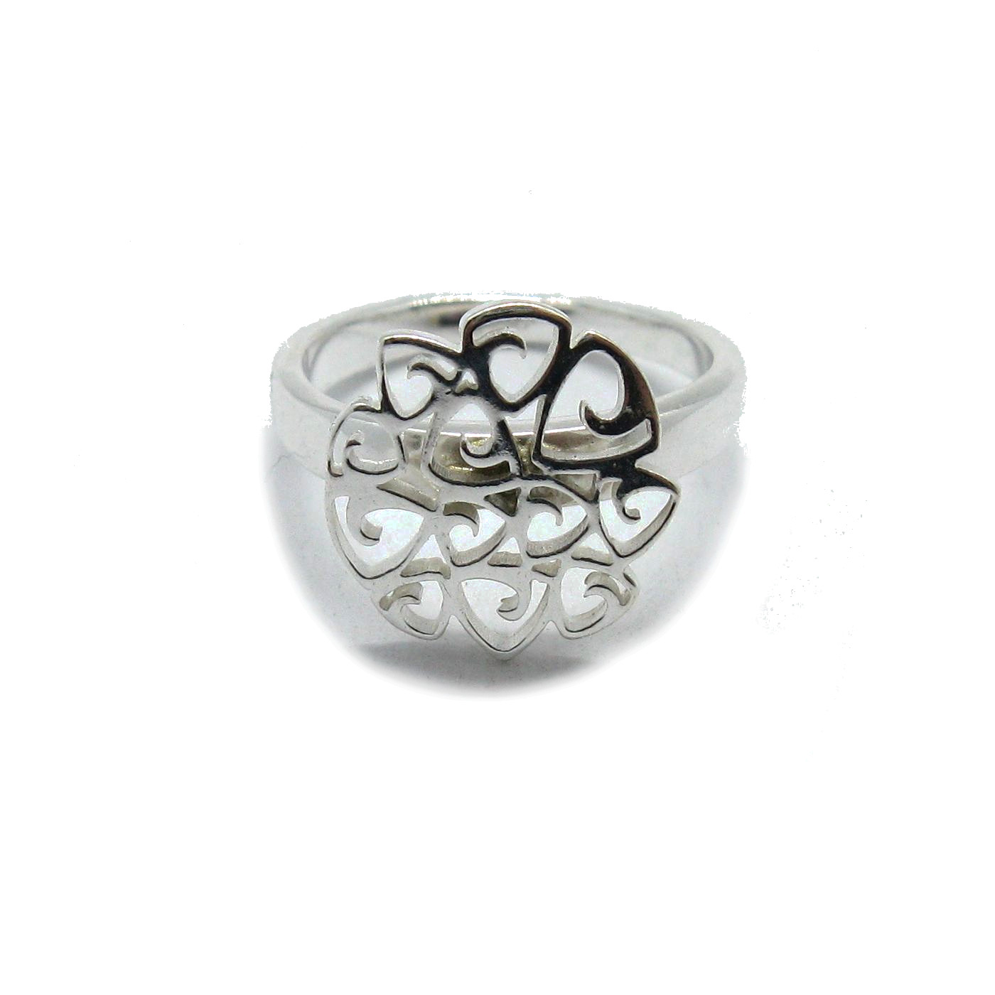 Silver ring - R001817