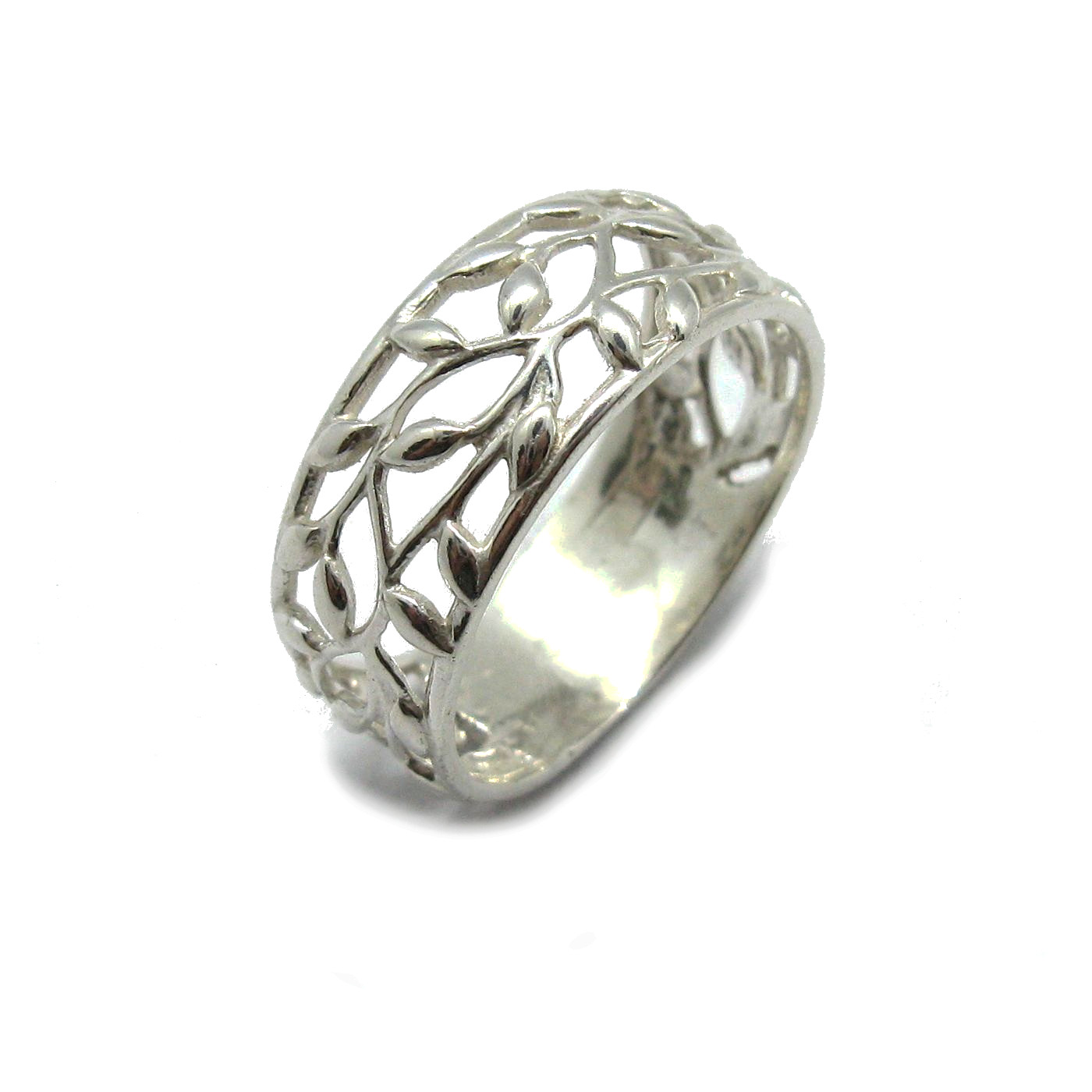 Silver ring - R001821