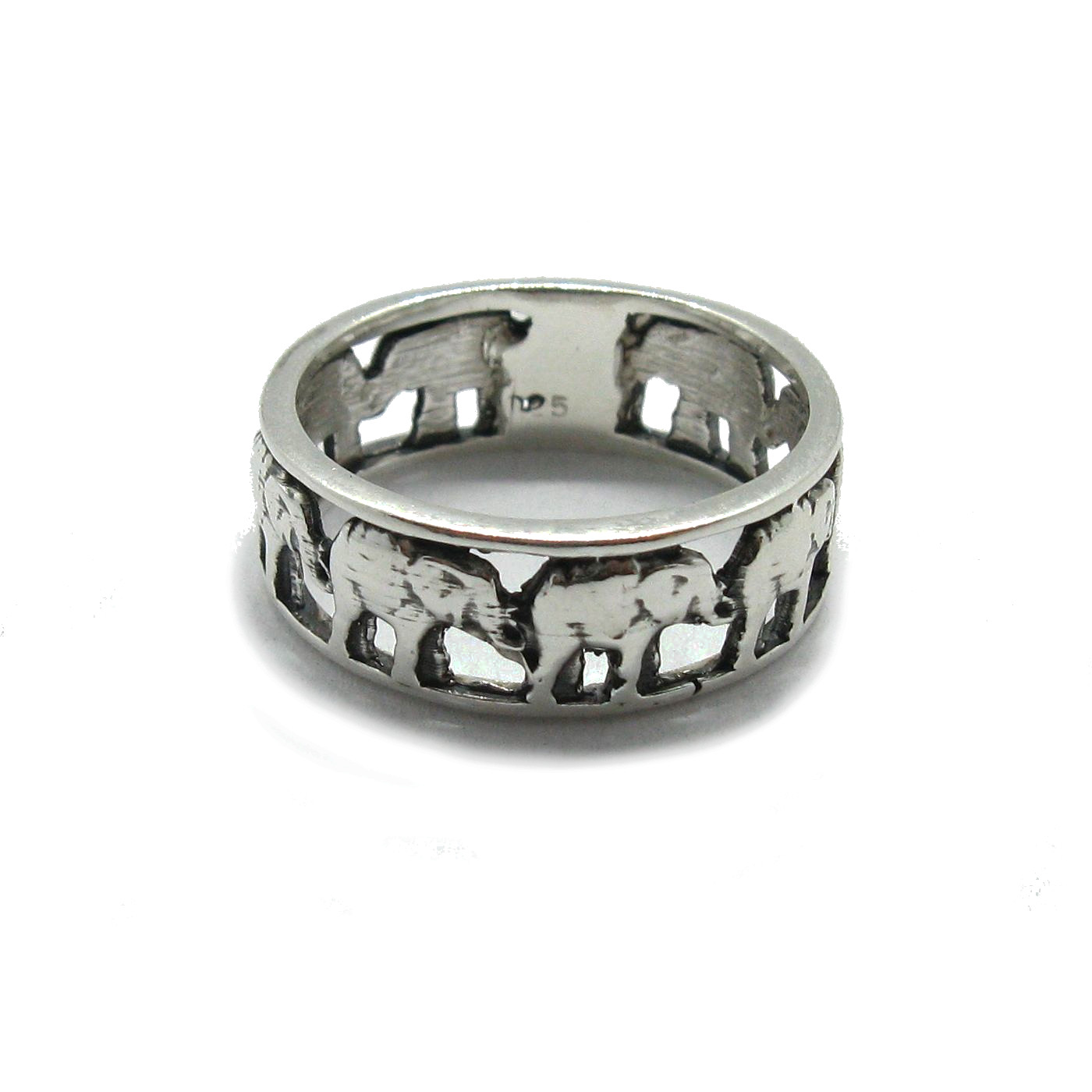 Silver ring - R001824
