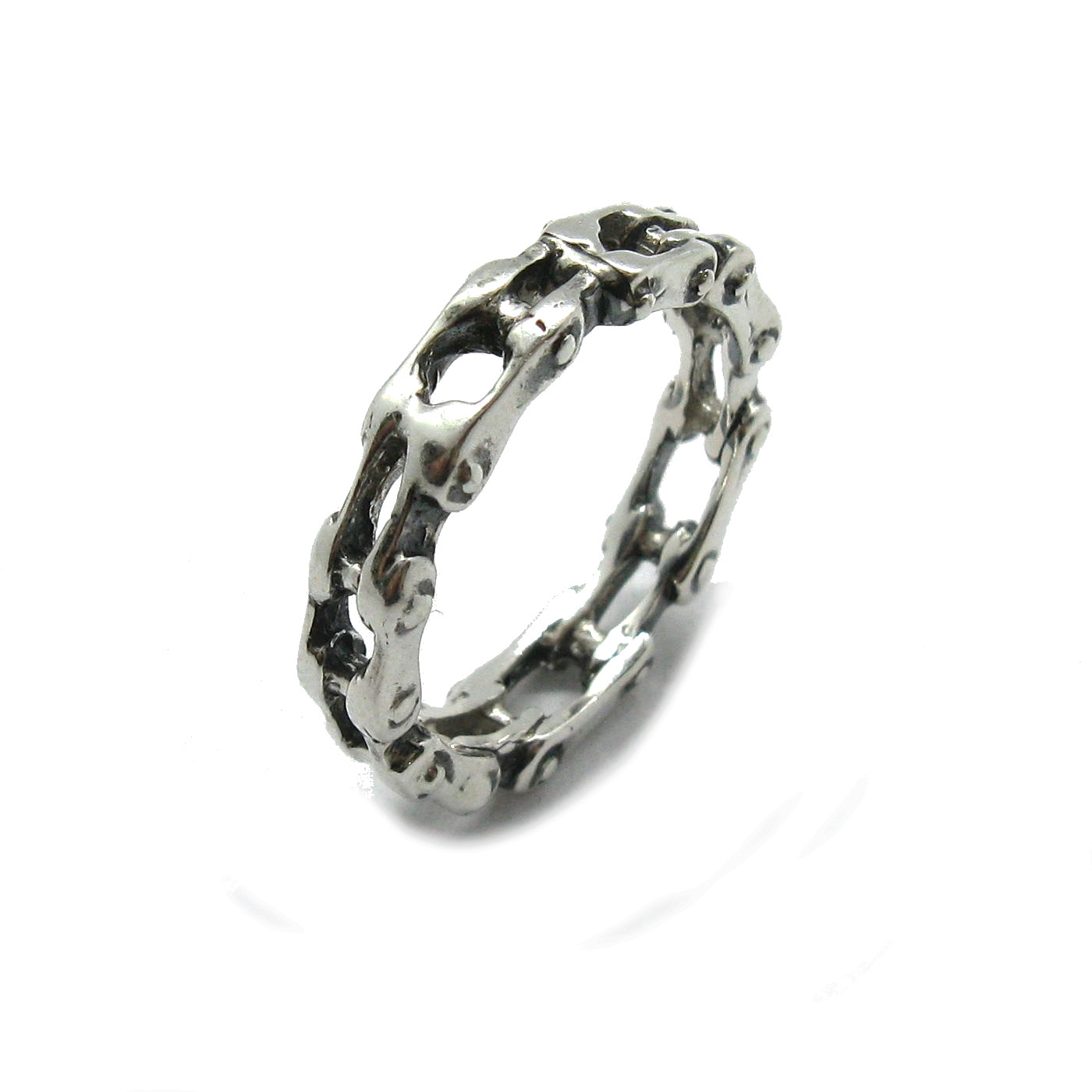 Silver ring - R001825