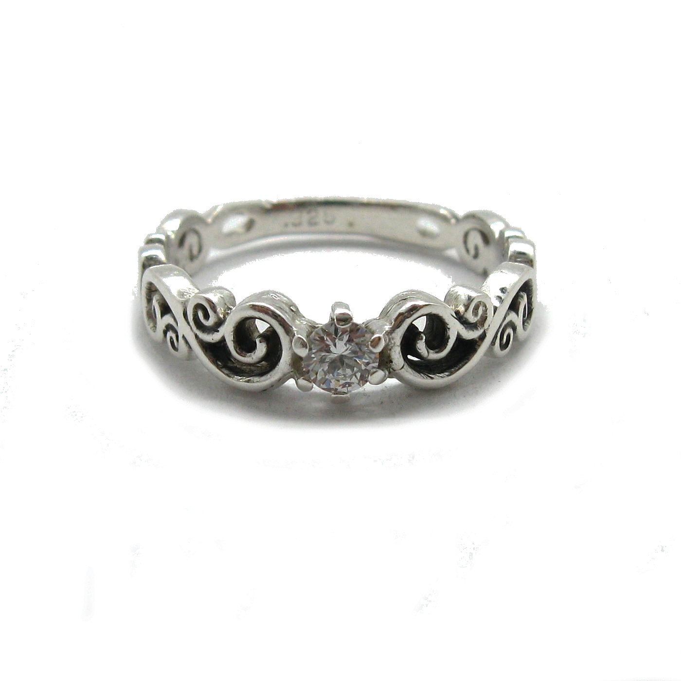 Silver ring - R001828