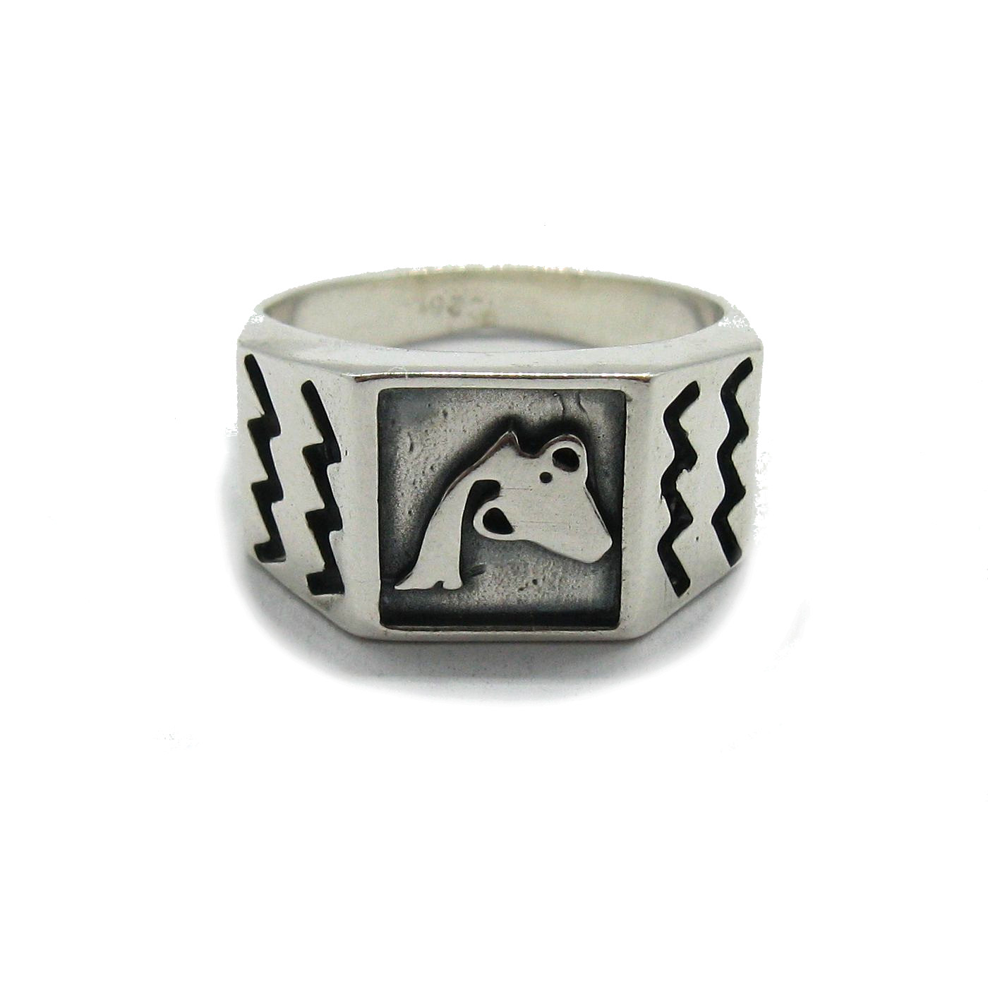 Silver ring - R001832