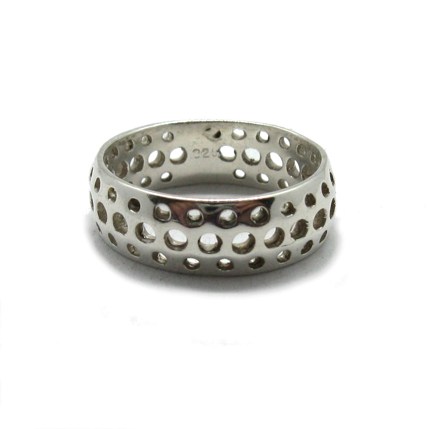 Silver ring - R001834