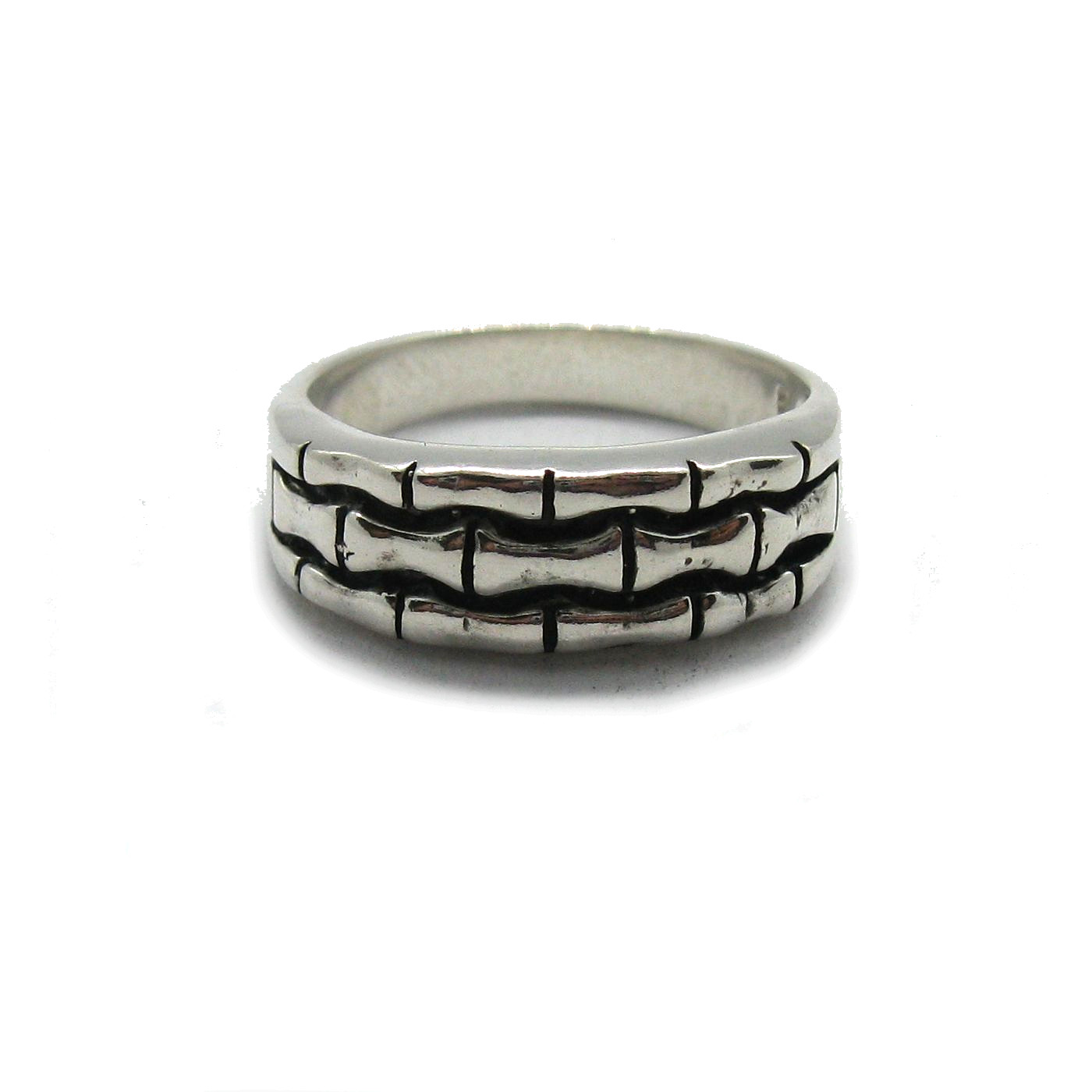 Silver ring - R001836