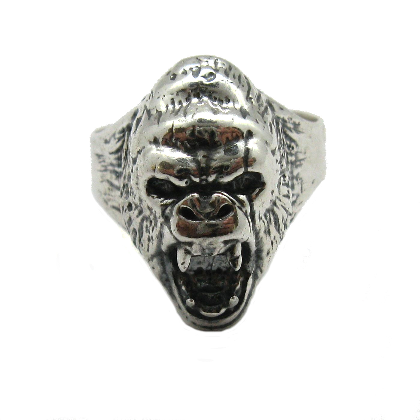 Silver ring - R001838