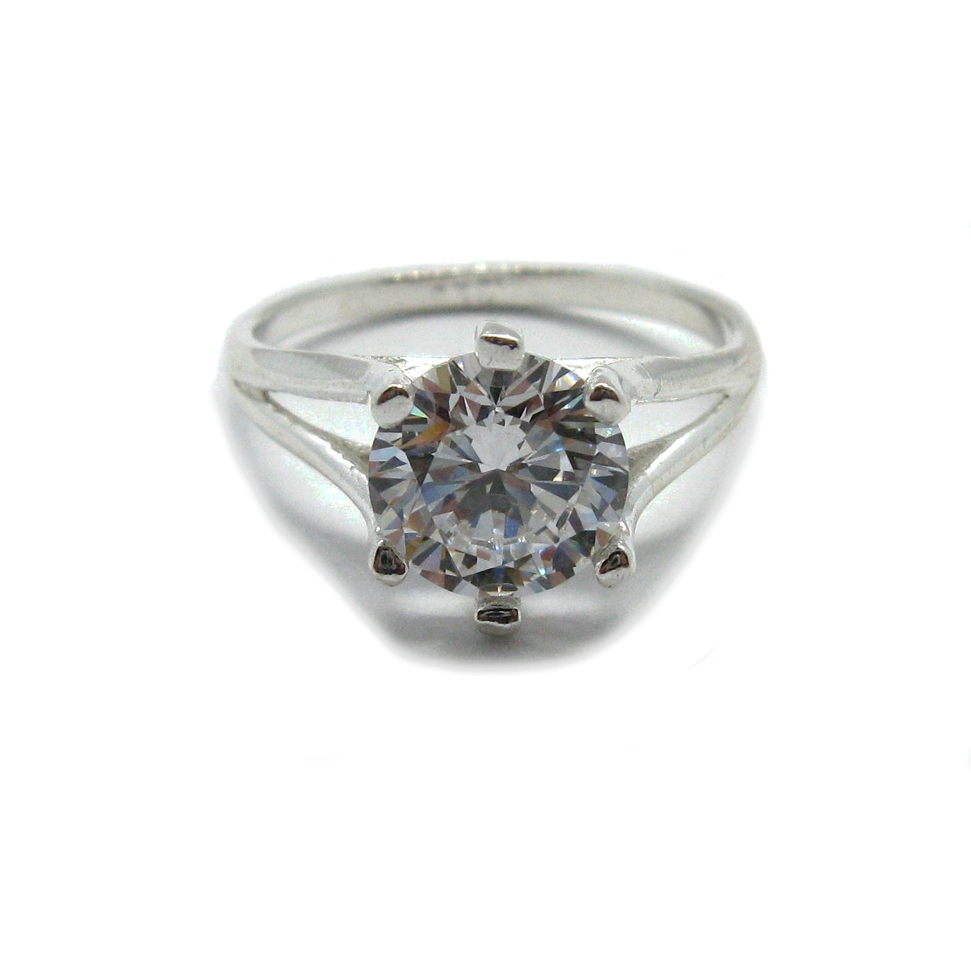 Silver ring - R001841