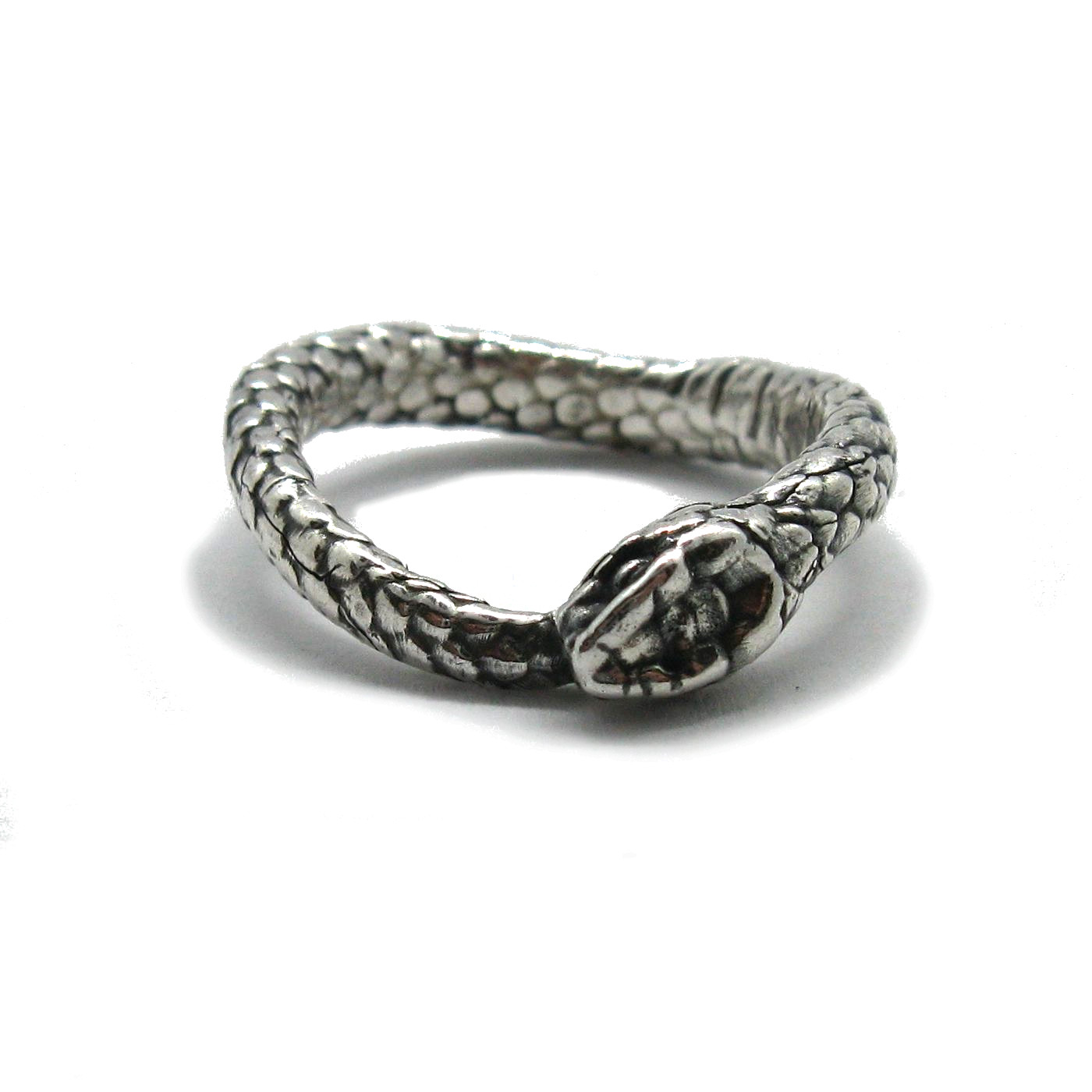 Silver ring - R001843