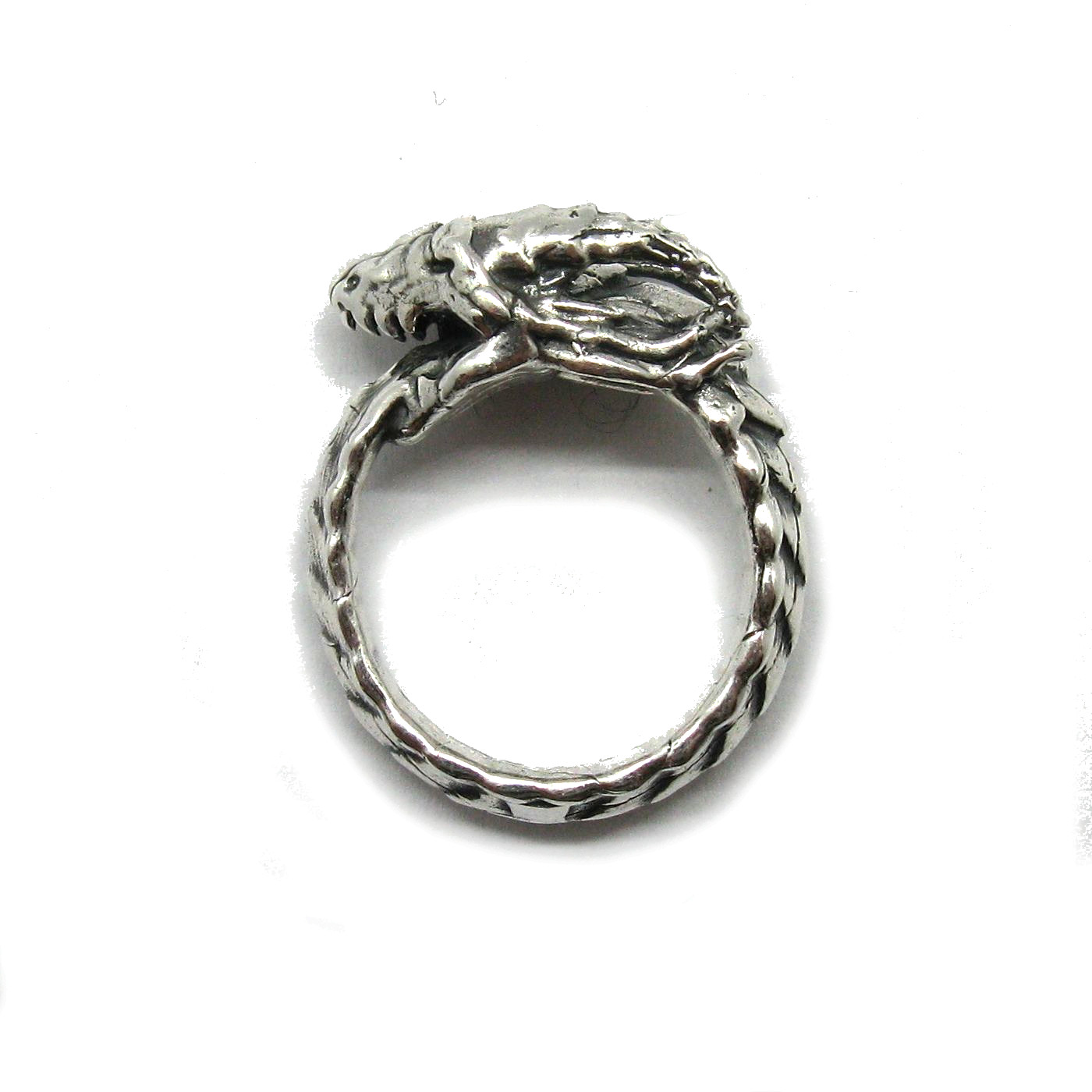 Silver ring - R001844
