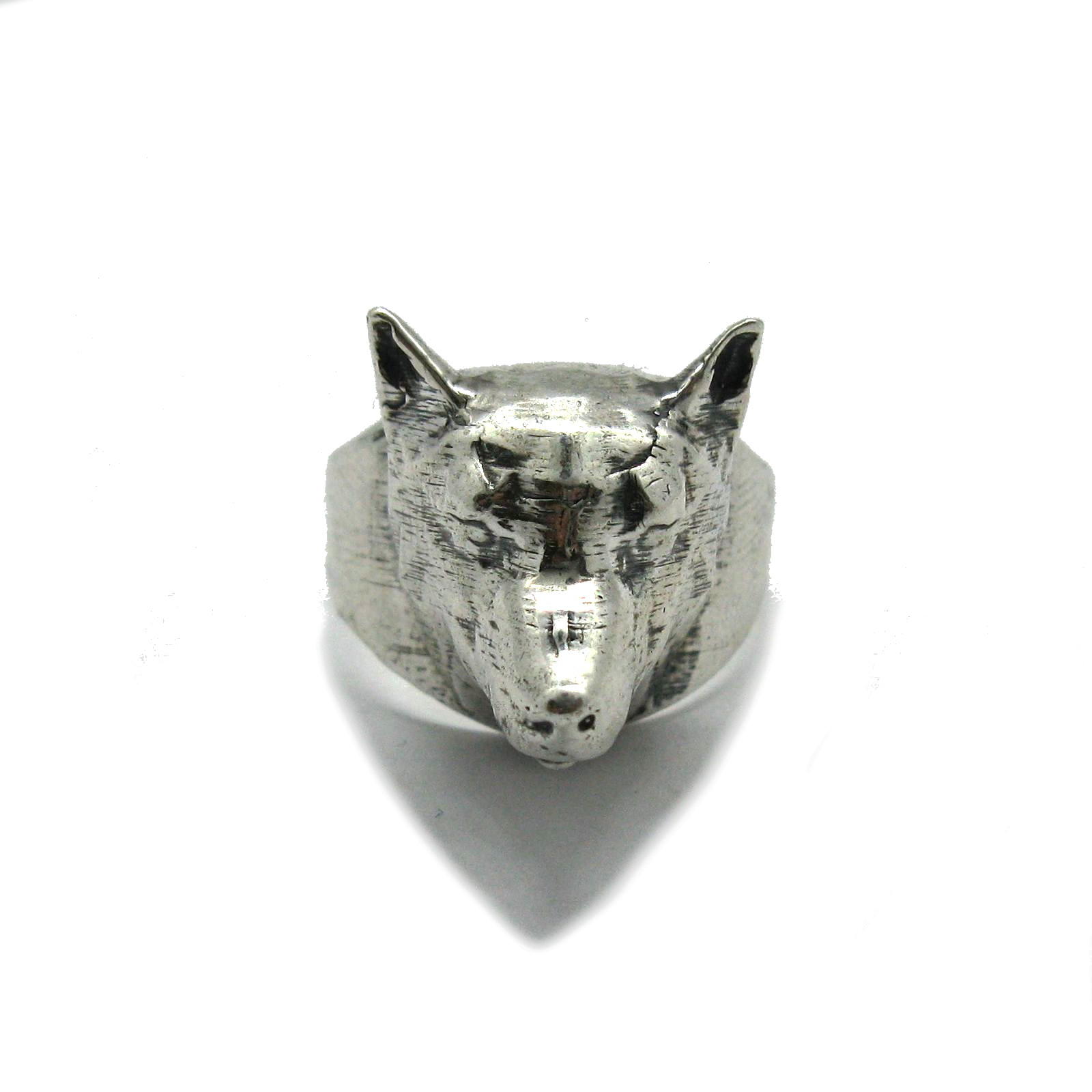 Silver ring - R001863