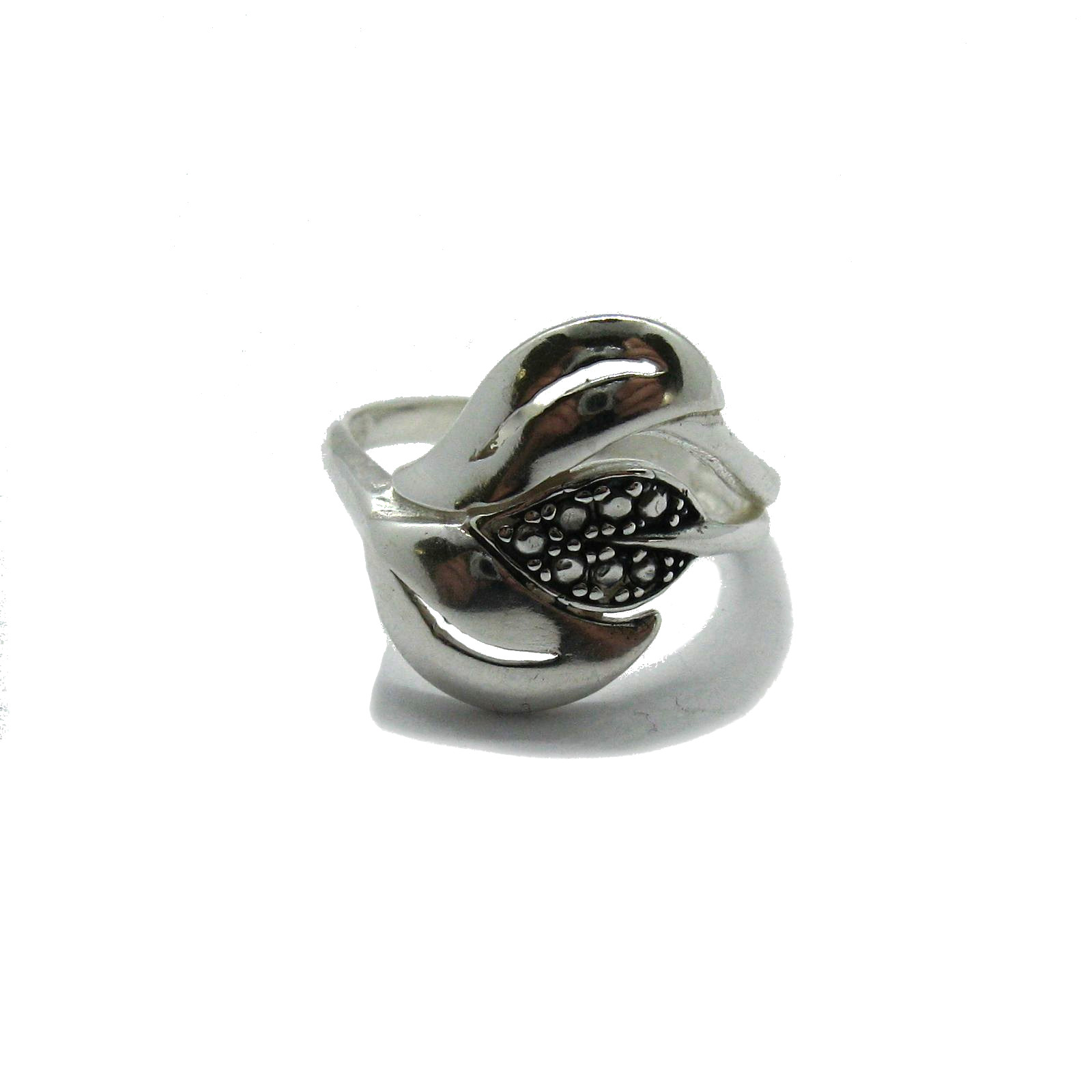 Silver ring - R001865
