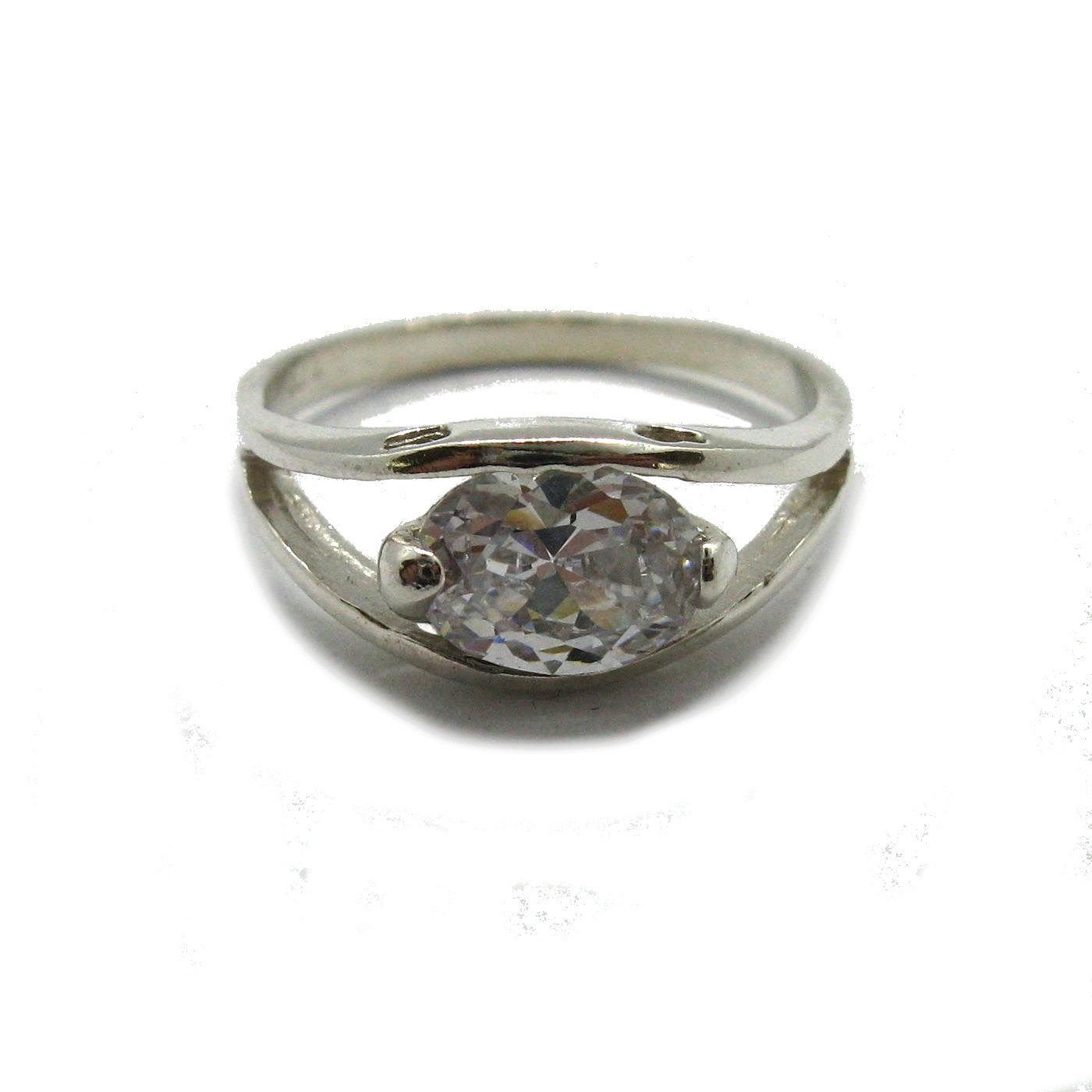 Silver ring - R001867