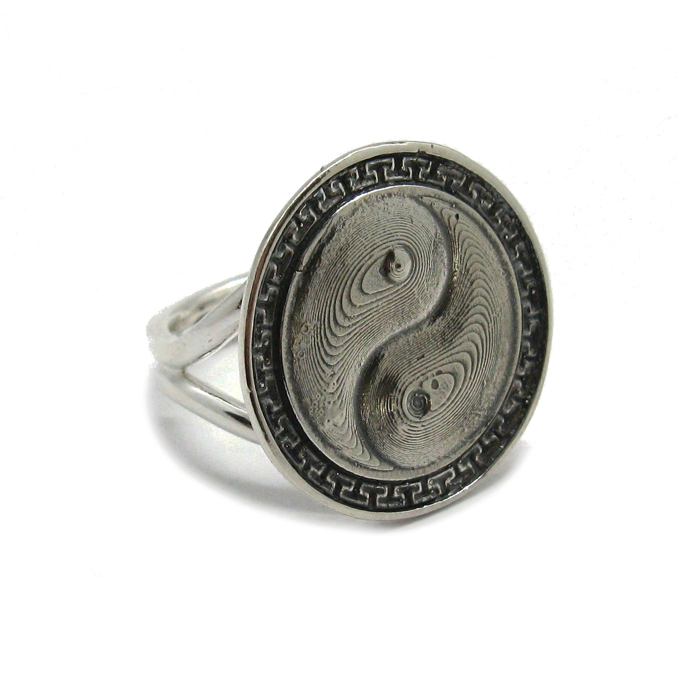 Silver ring - R001868