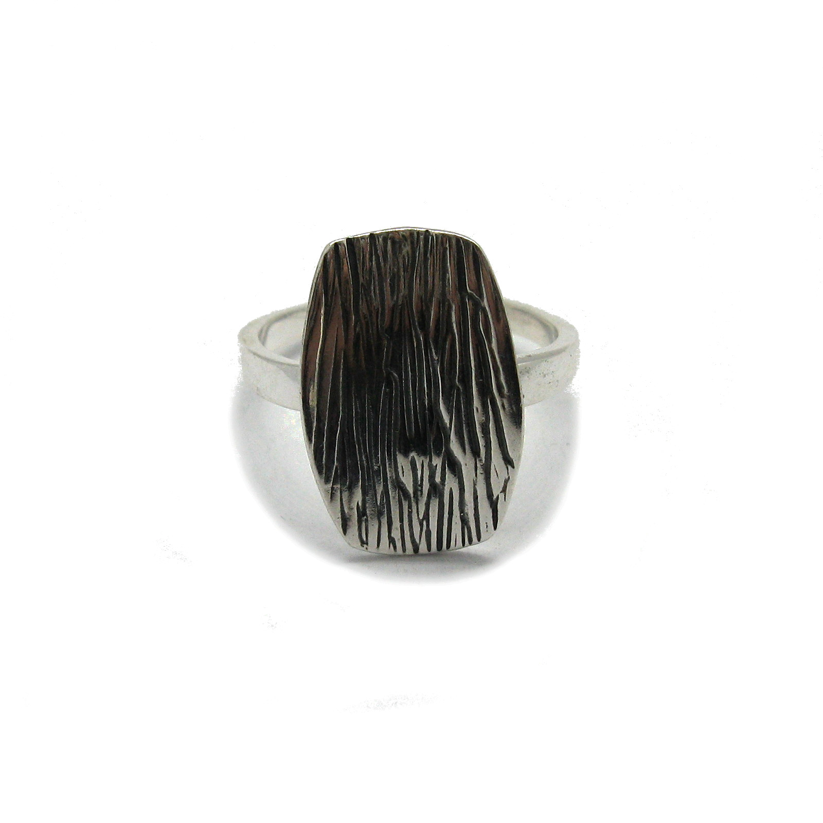 Silver ring - R001870