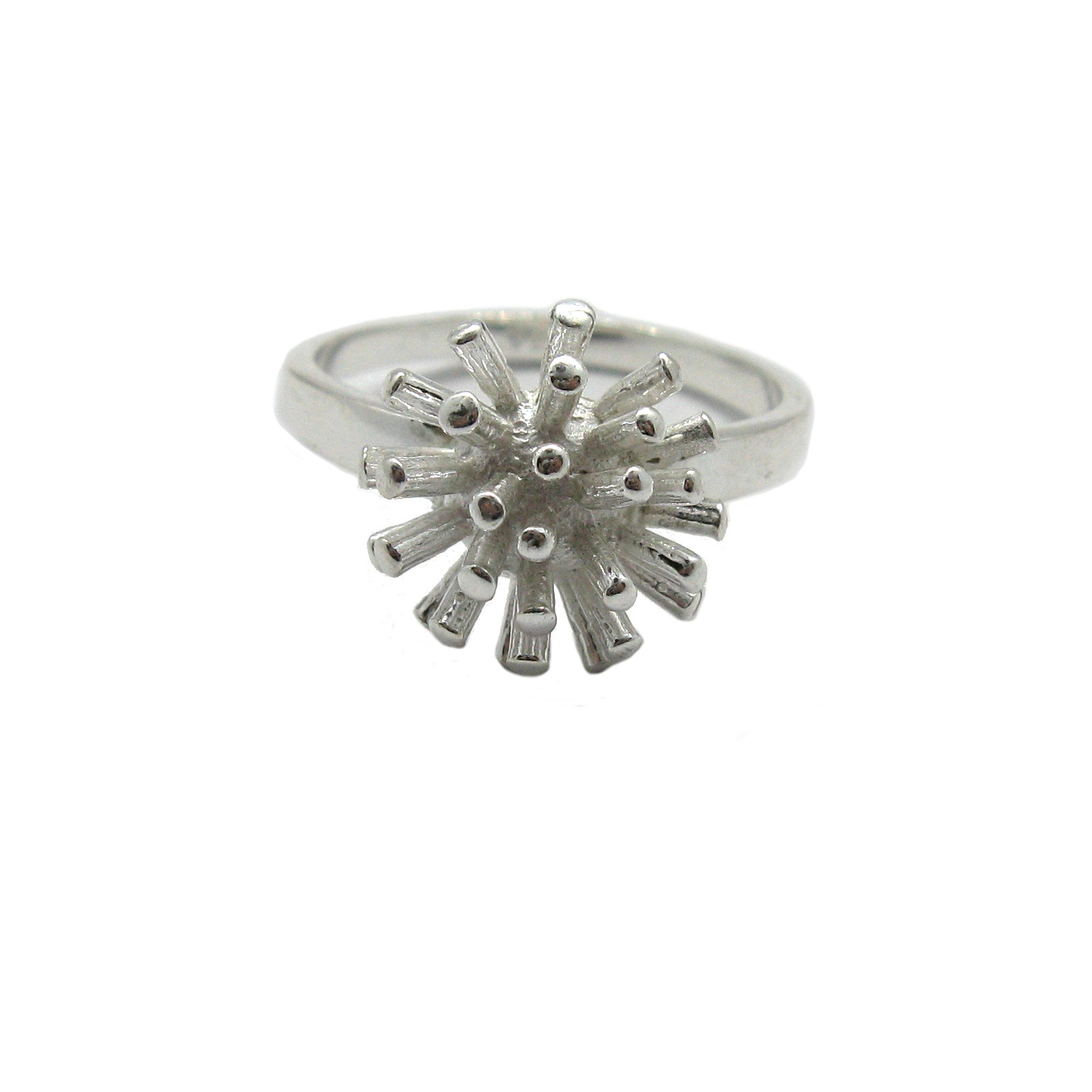 Silver ring - R001871