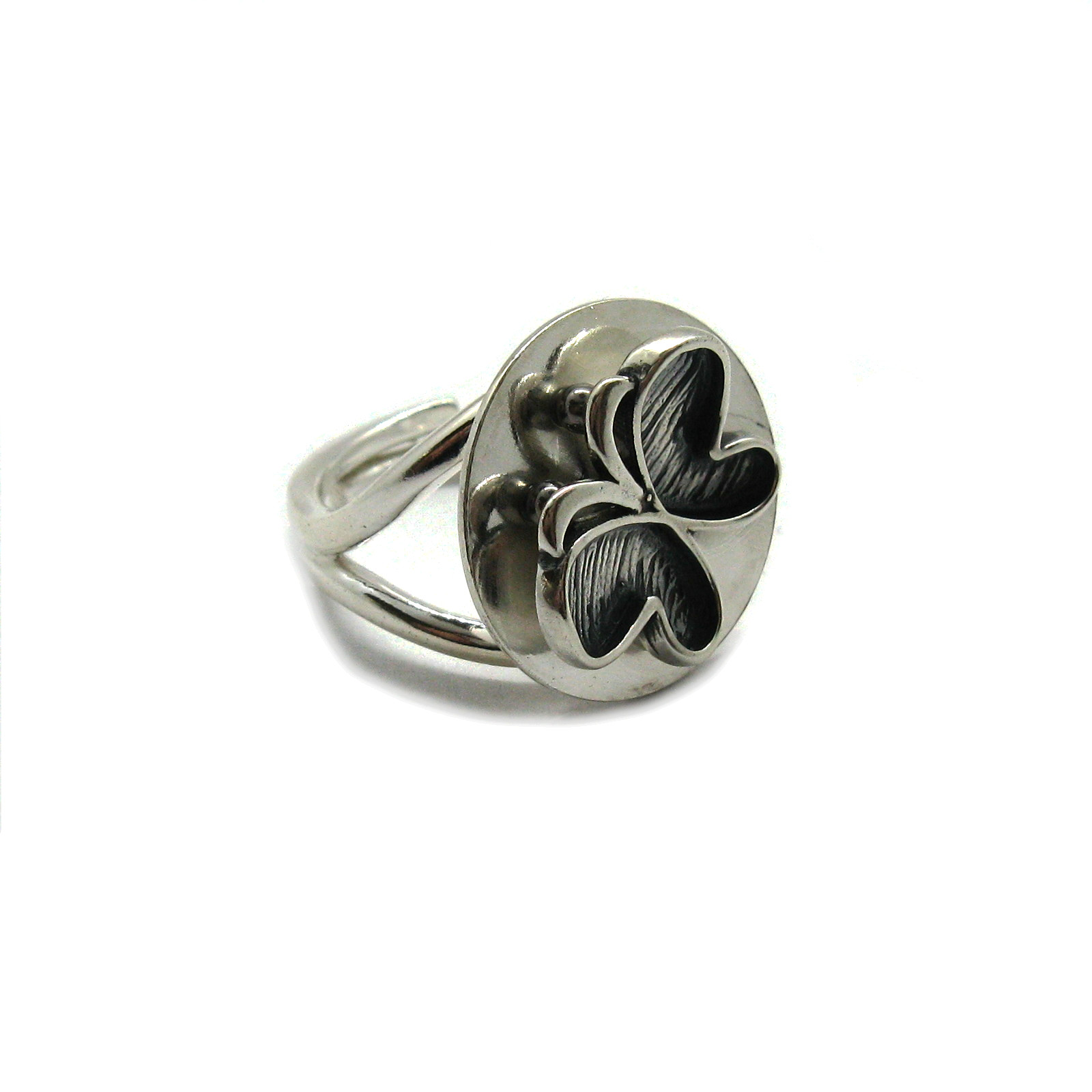 Silver ring - R001877