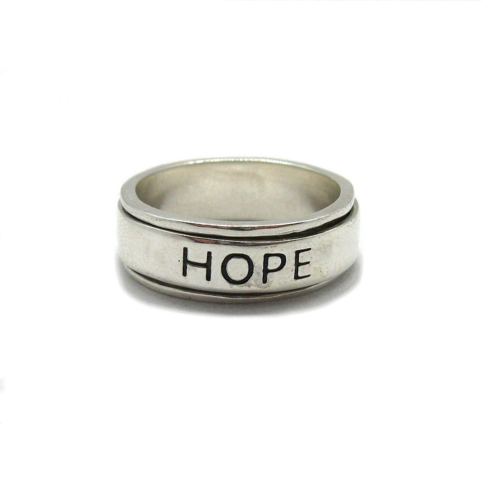 Silver ring - R001880
