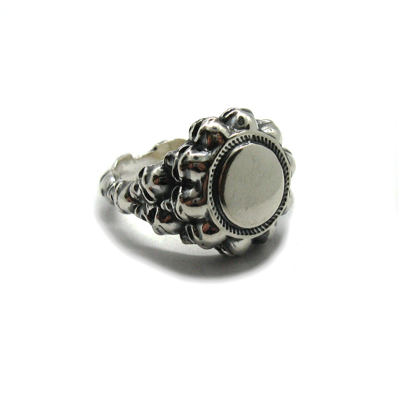 Silver ring - R001881