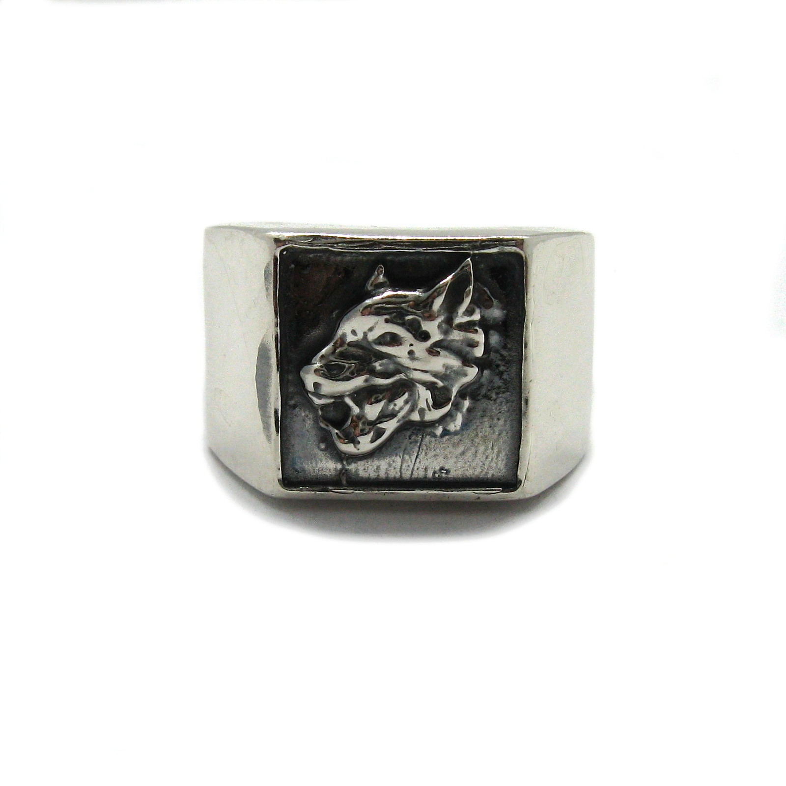 Silver ring - R001883