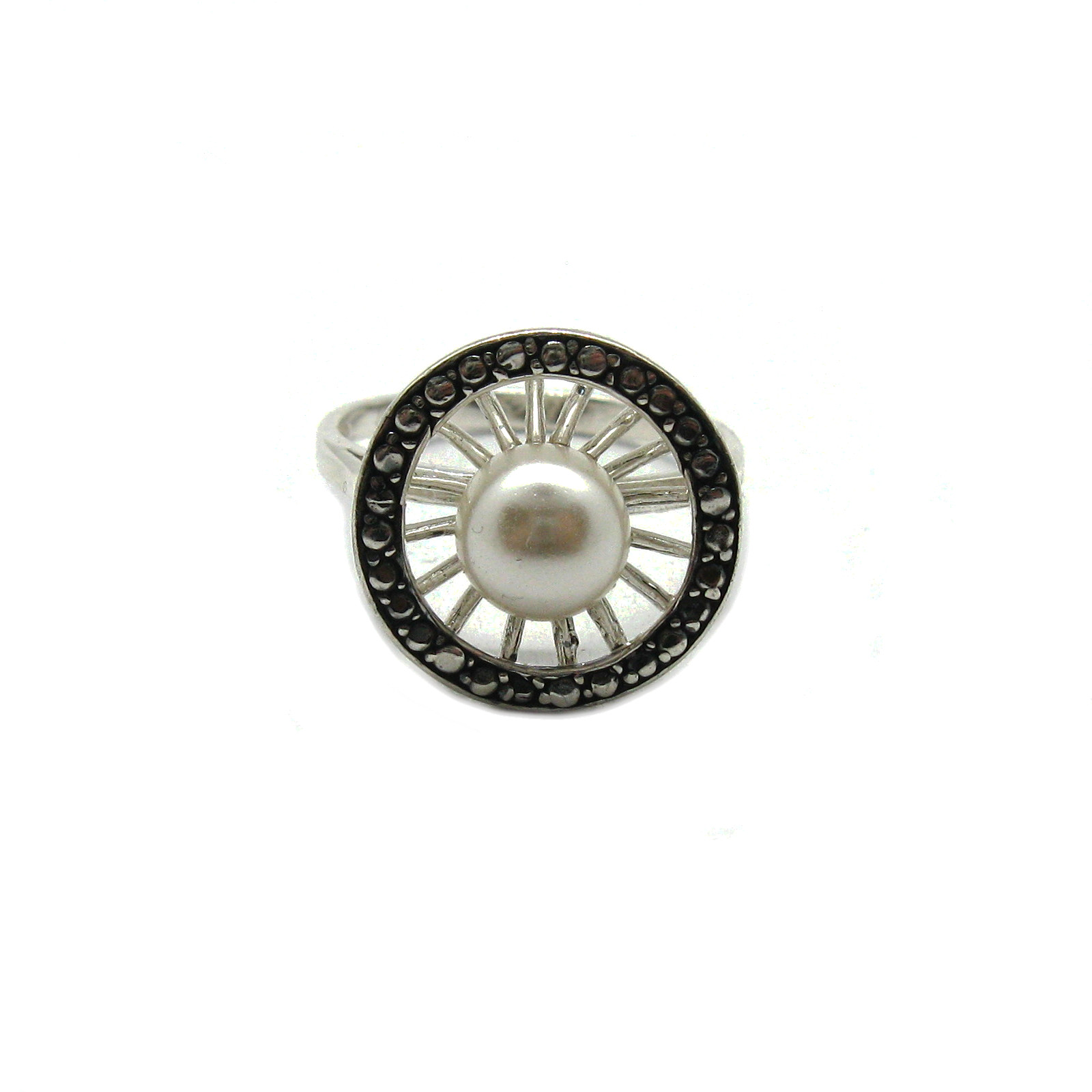 Silver ring - R001888