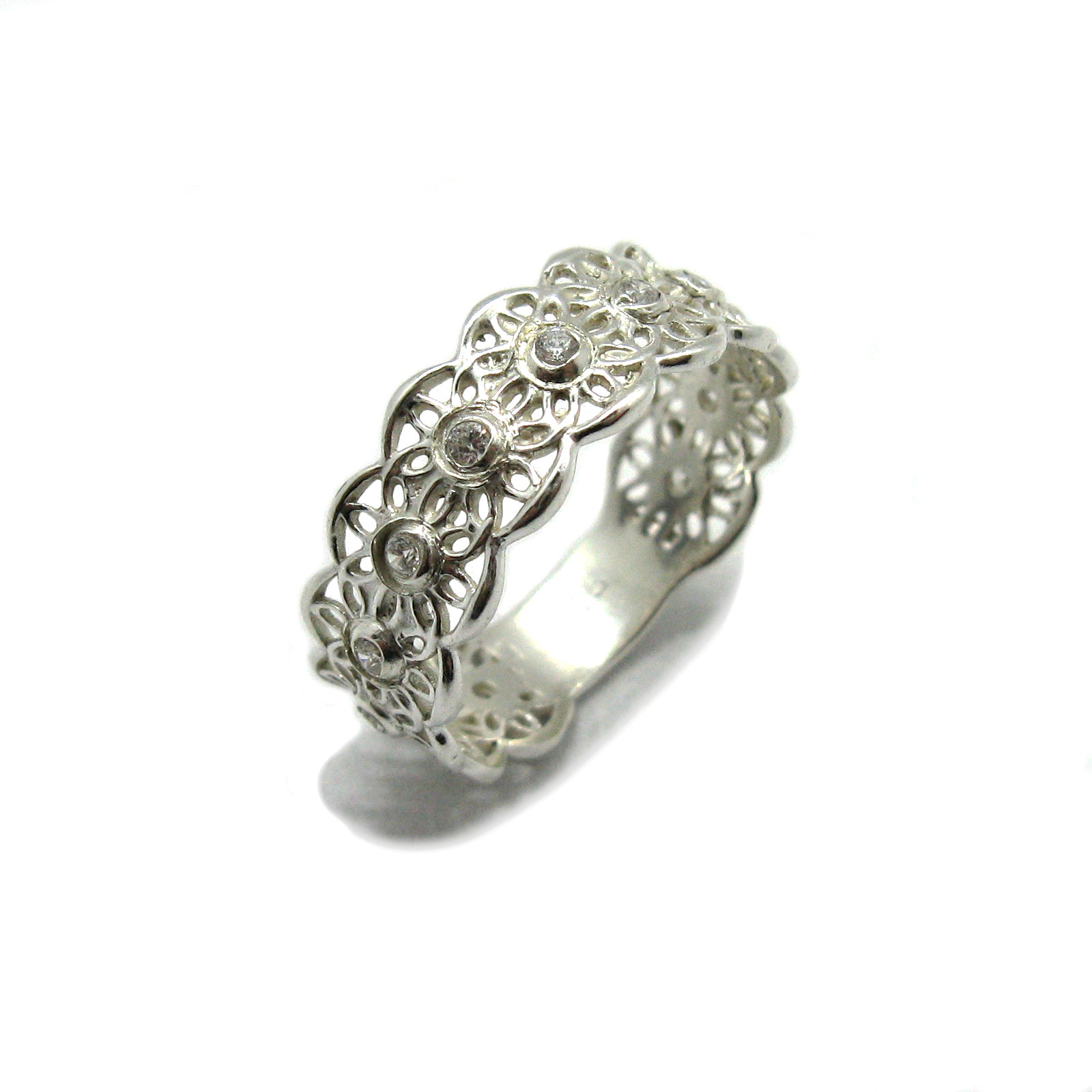 Silver ring - R001891