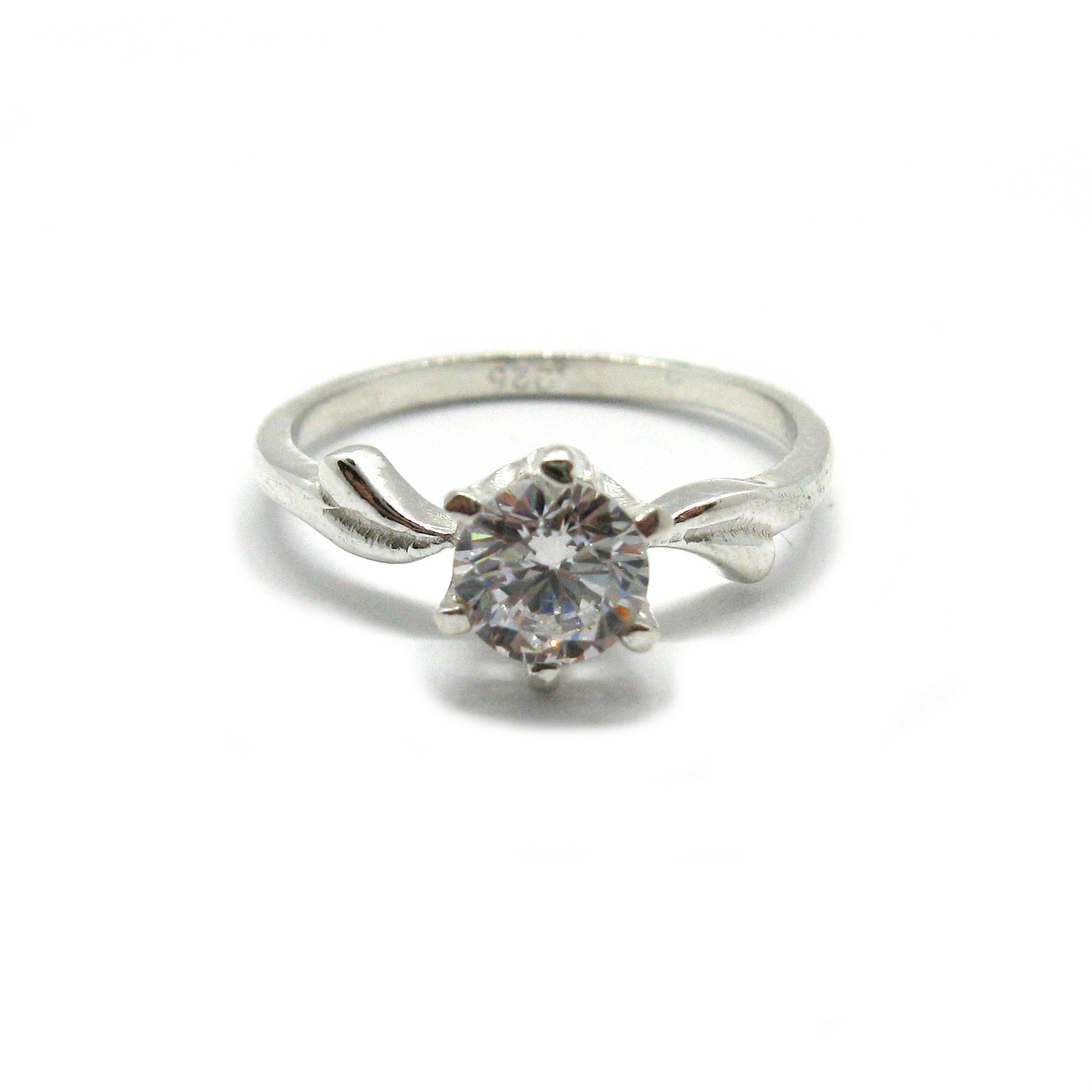 Silver ring - R001895