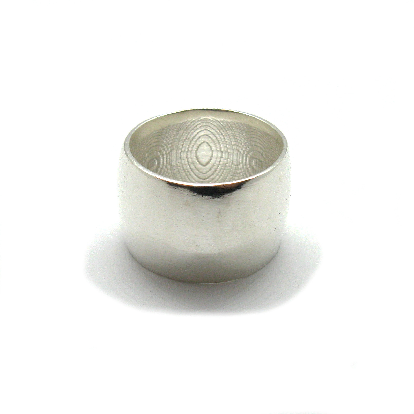 Silver ring - R001899