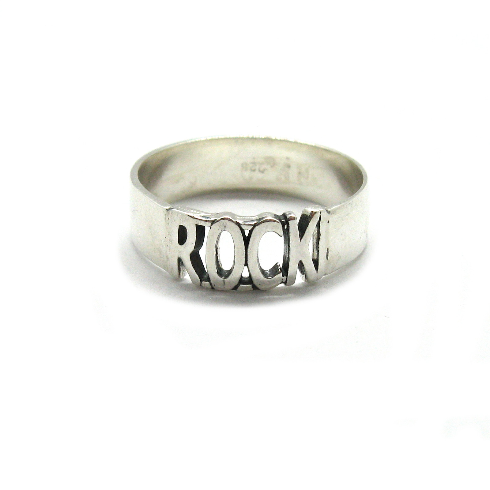 Silver ring - R001904