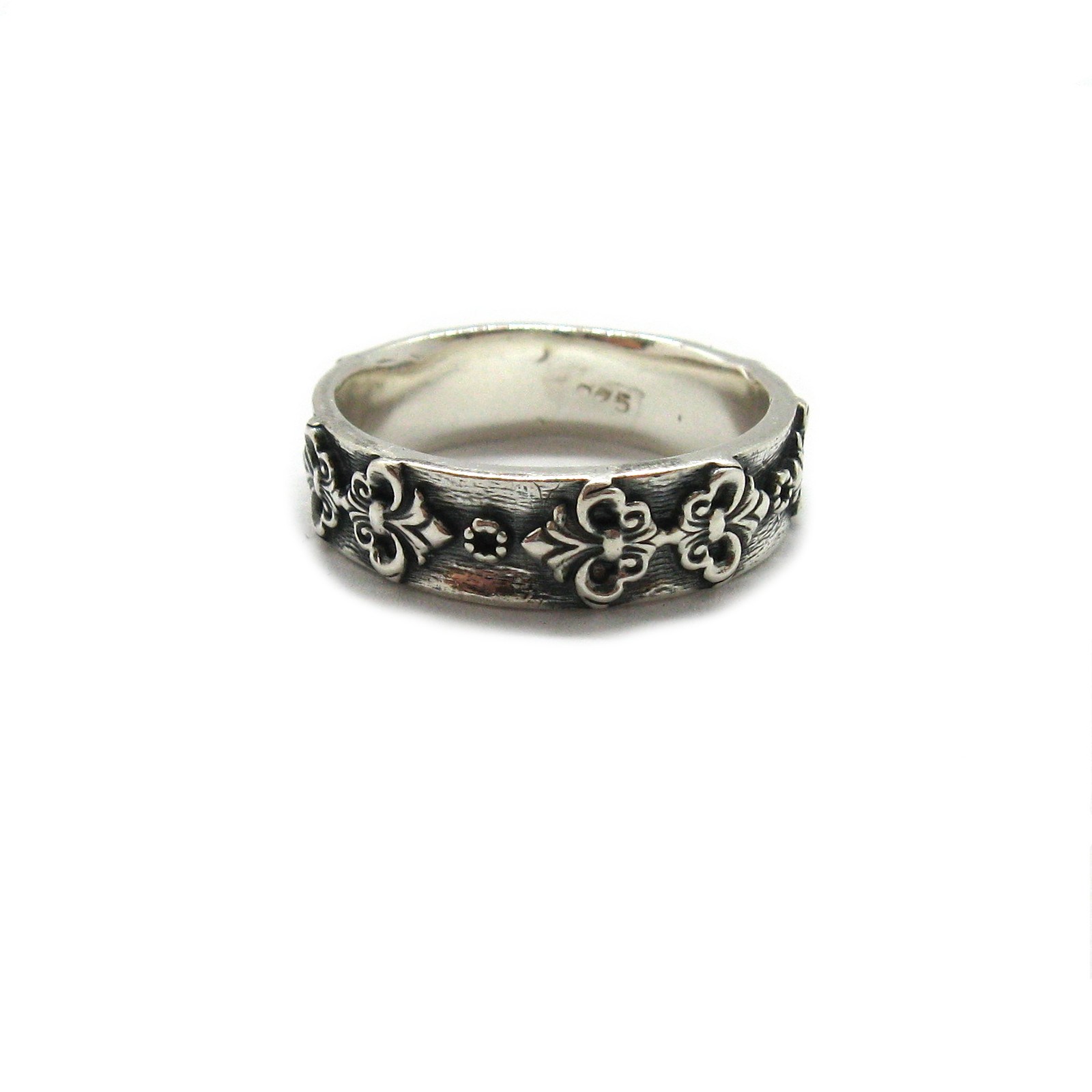 Silver ring - R001907