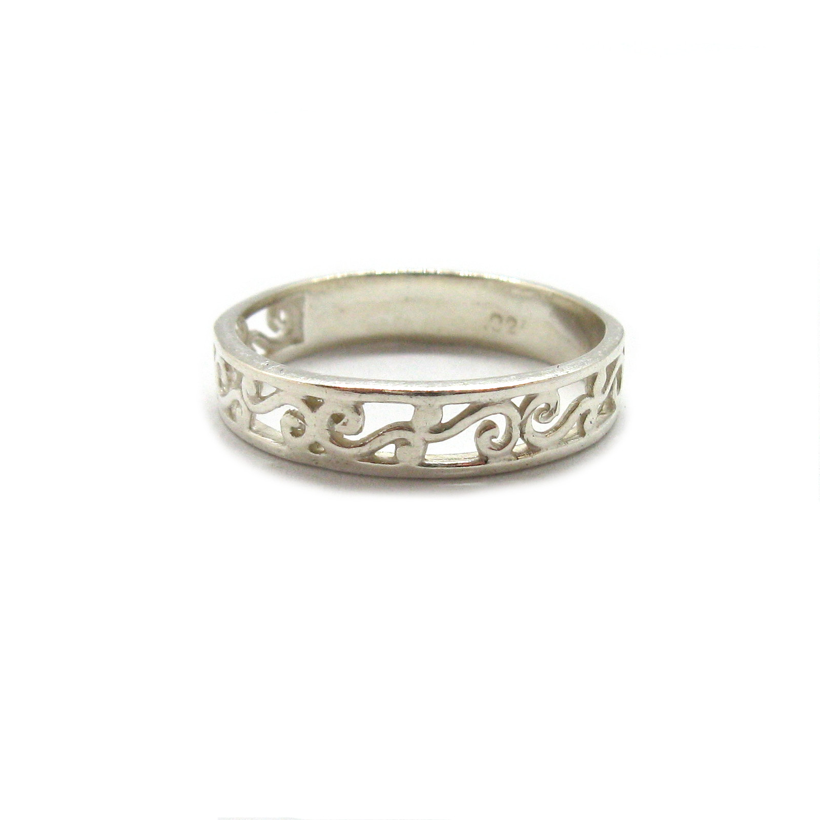 Silver ring - R001910