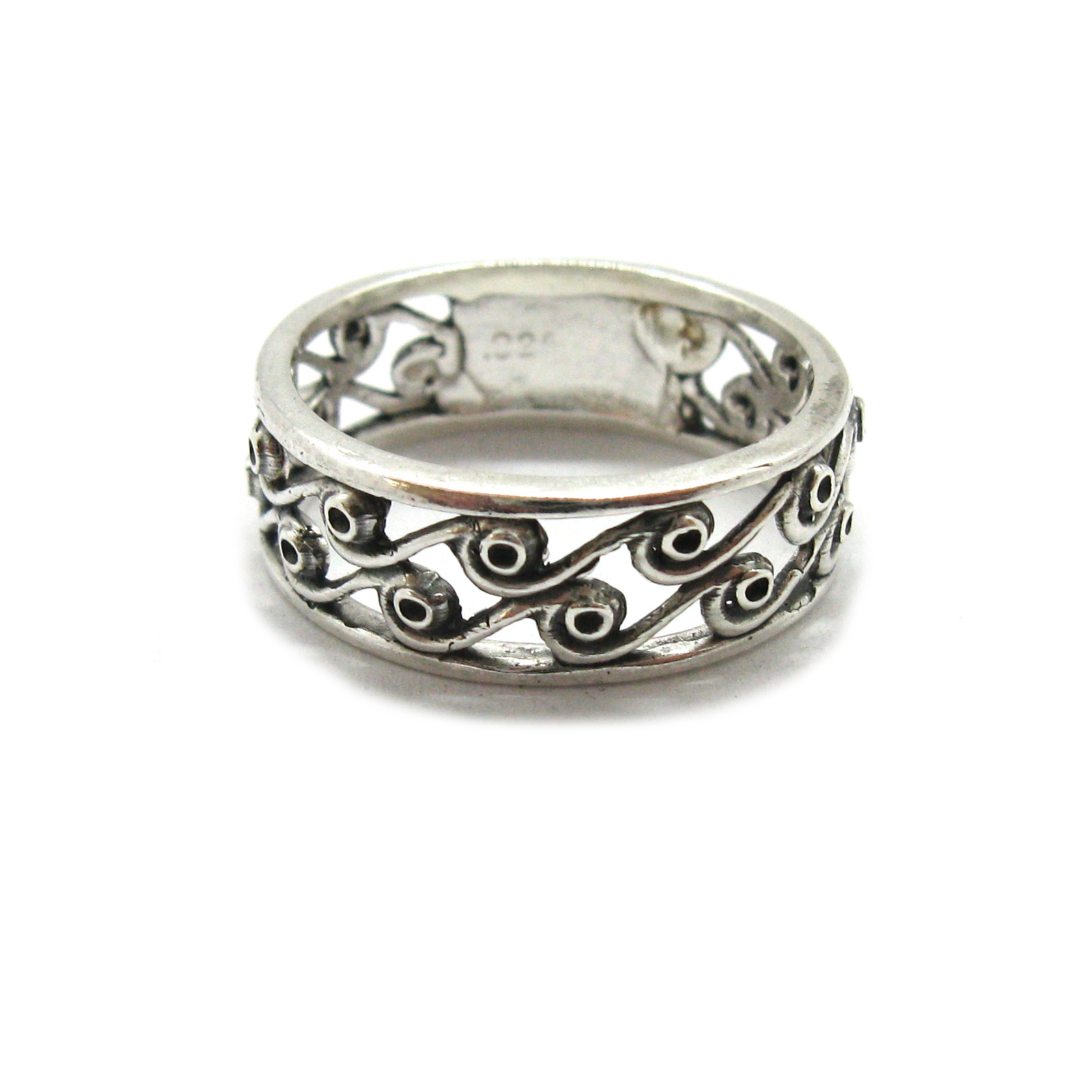 Silver ring - R001912