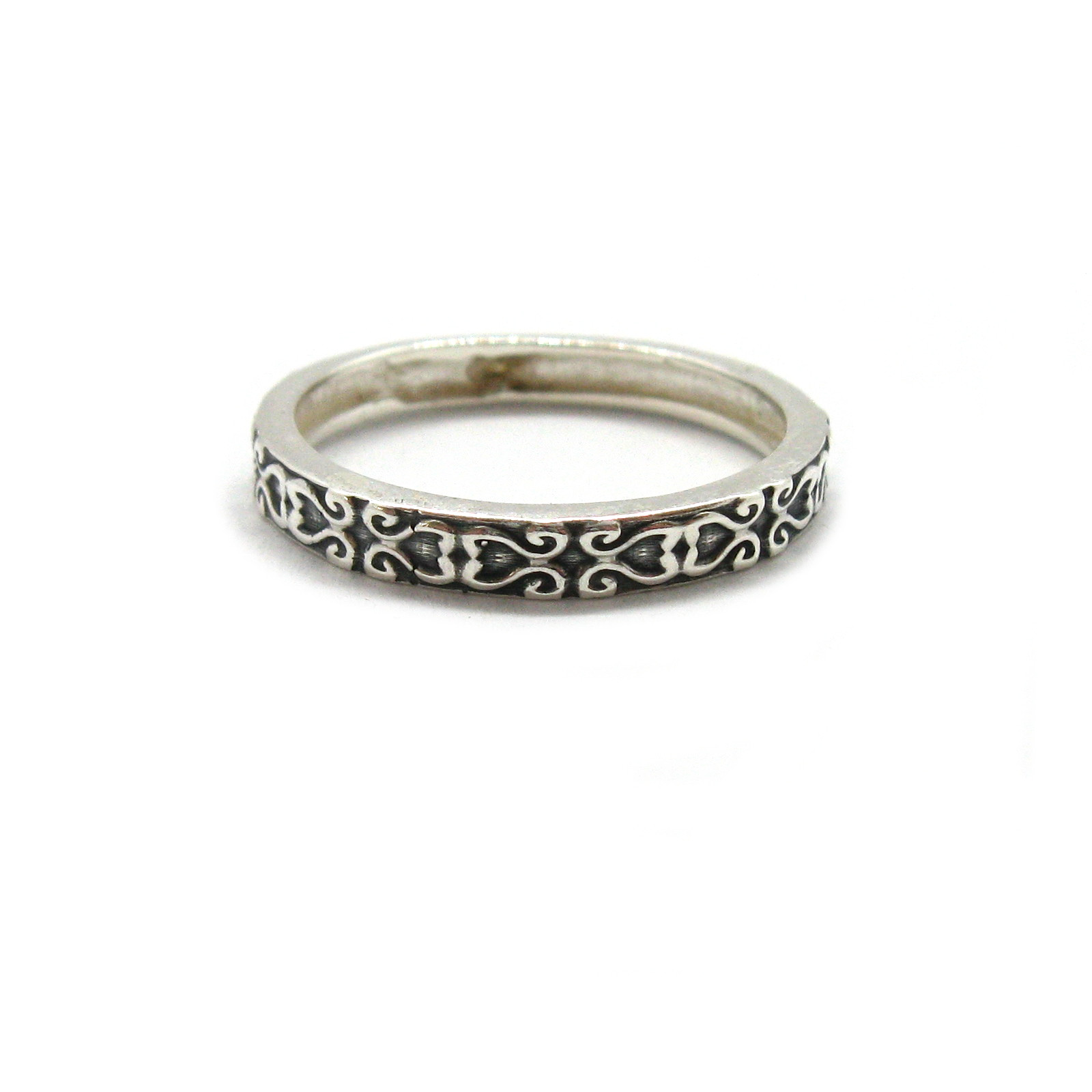 Silver ring - R001914