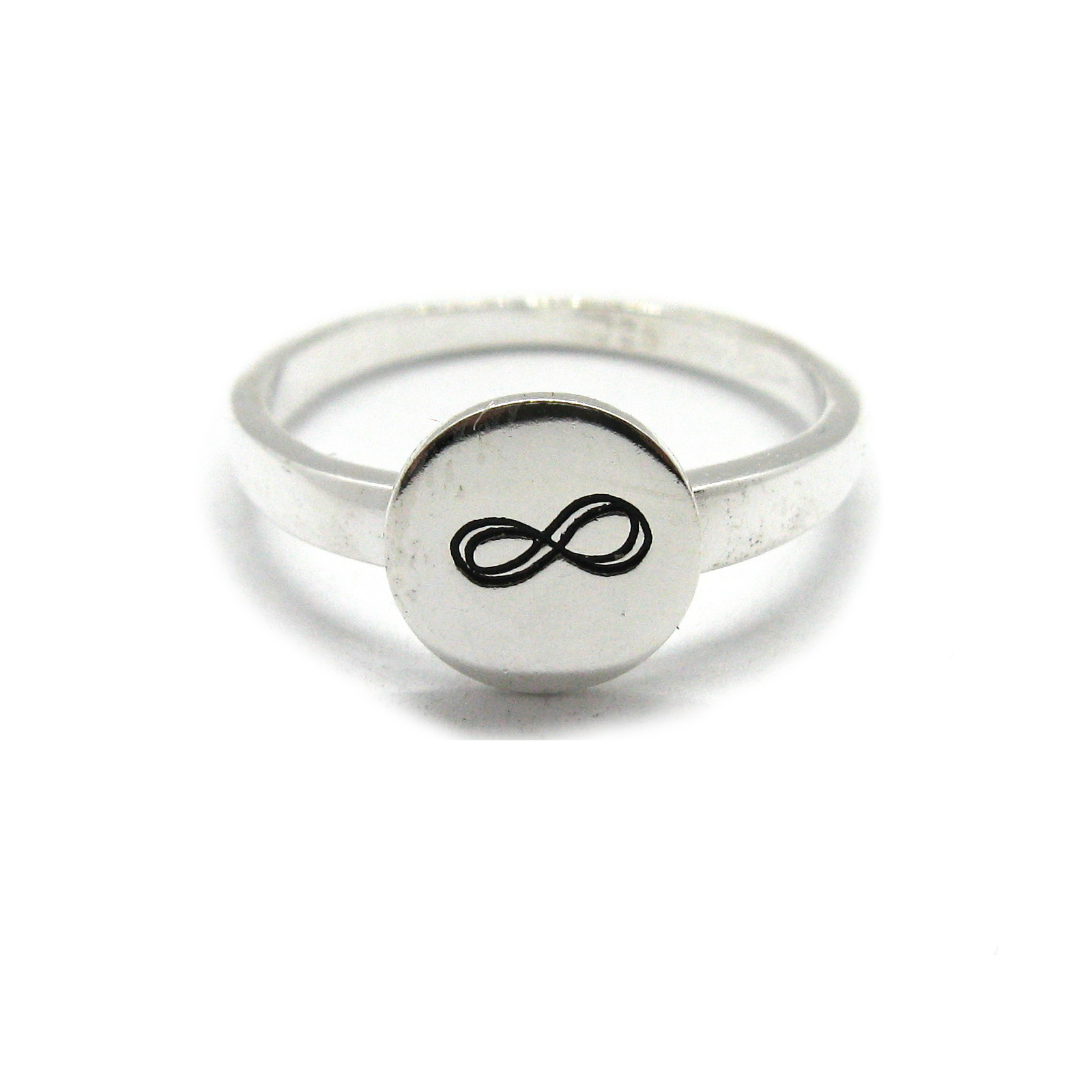 Silver ring - R001917