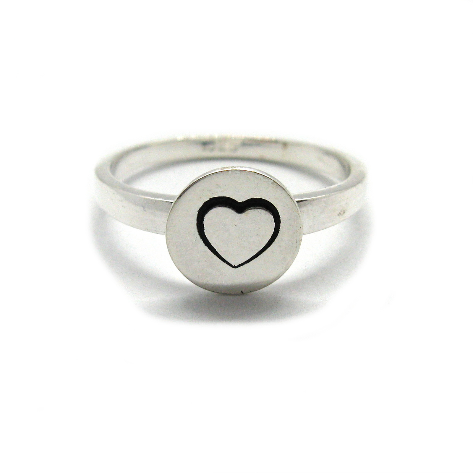 Silver ring - R001920