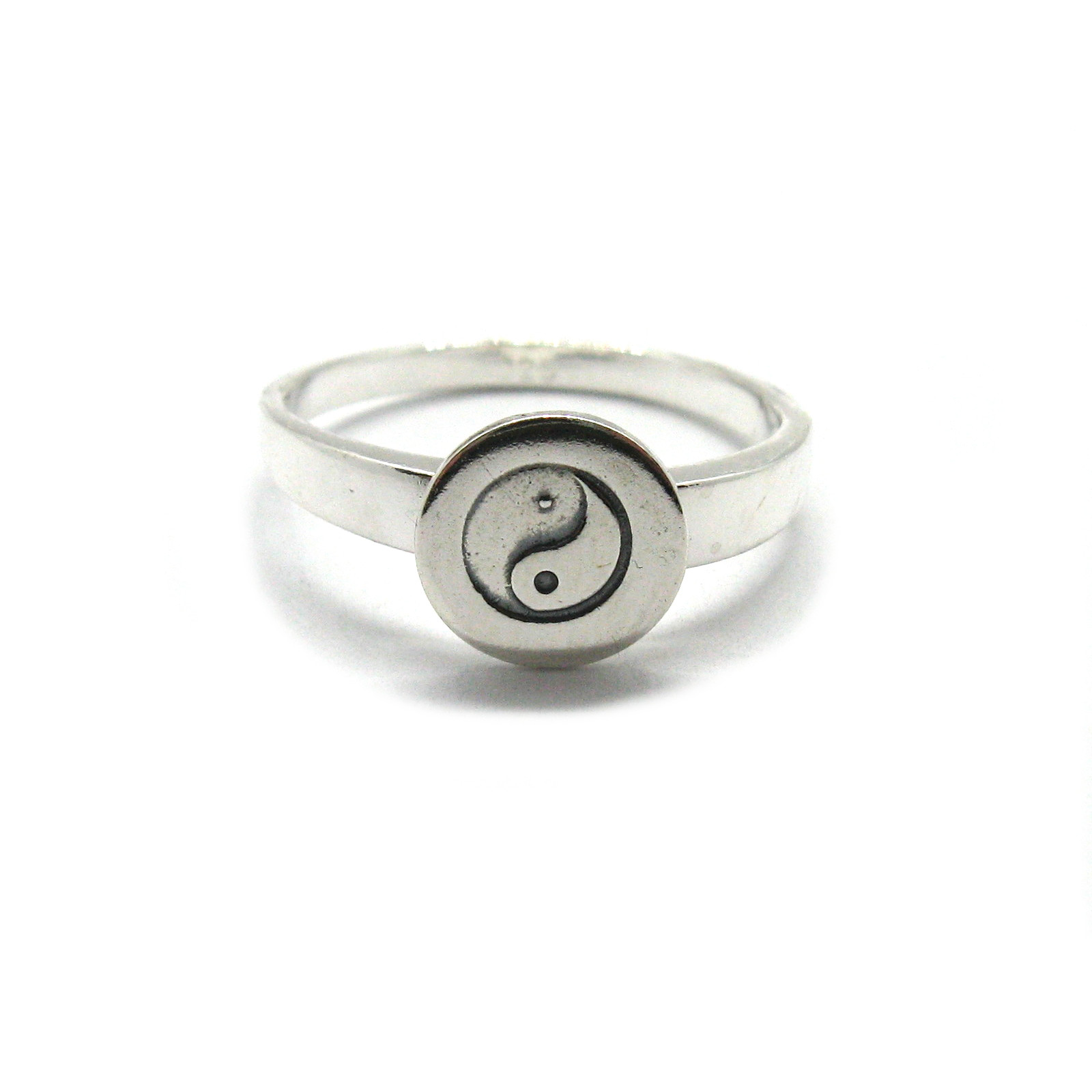 Silver ring - R001921