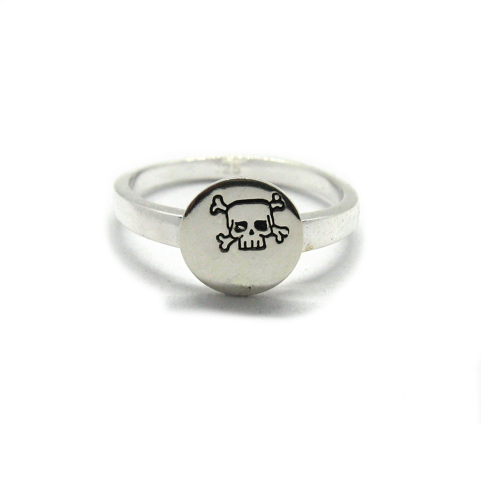 Silver ring - R001923