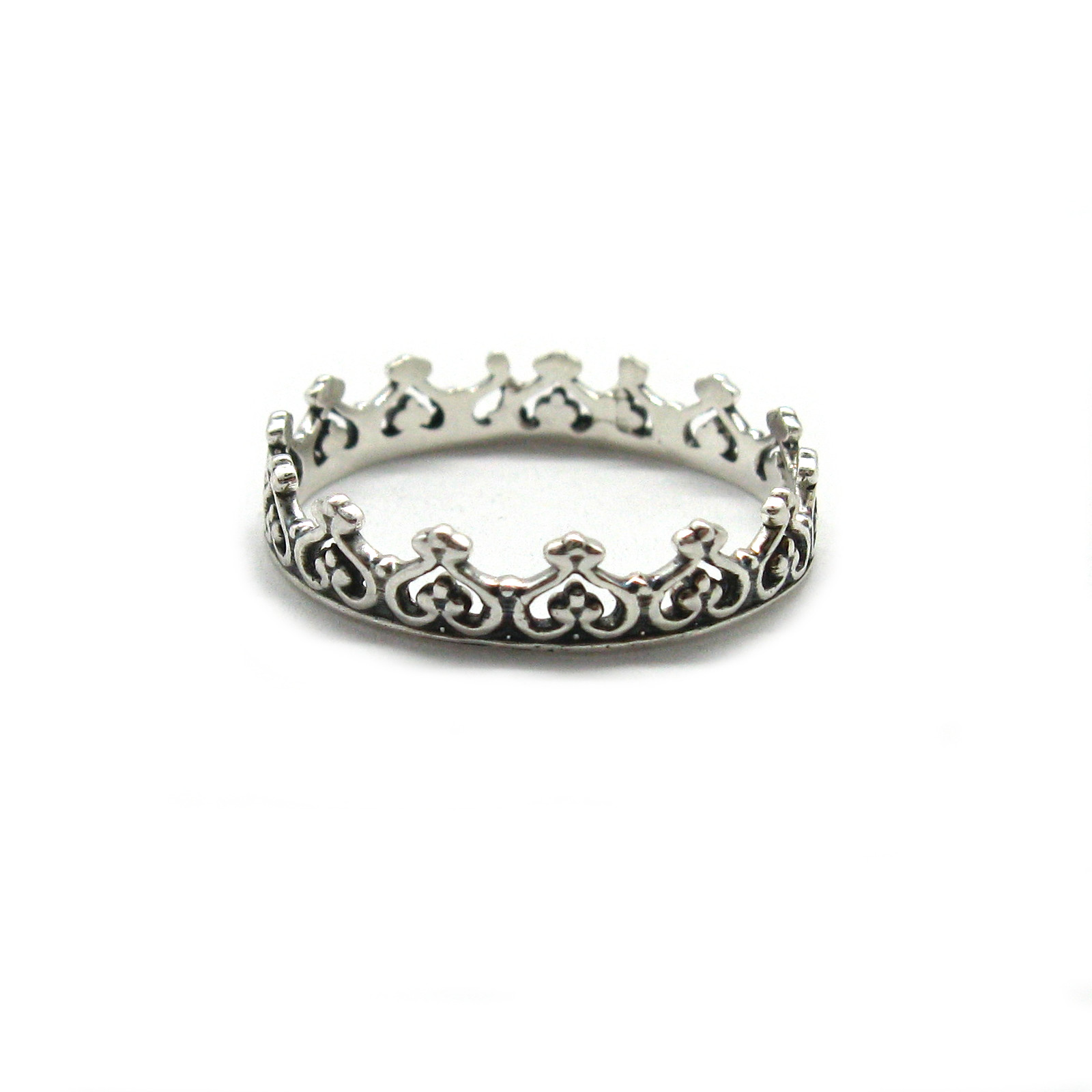 Silver ring - R001927