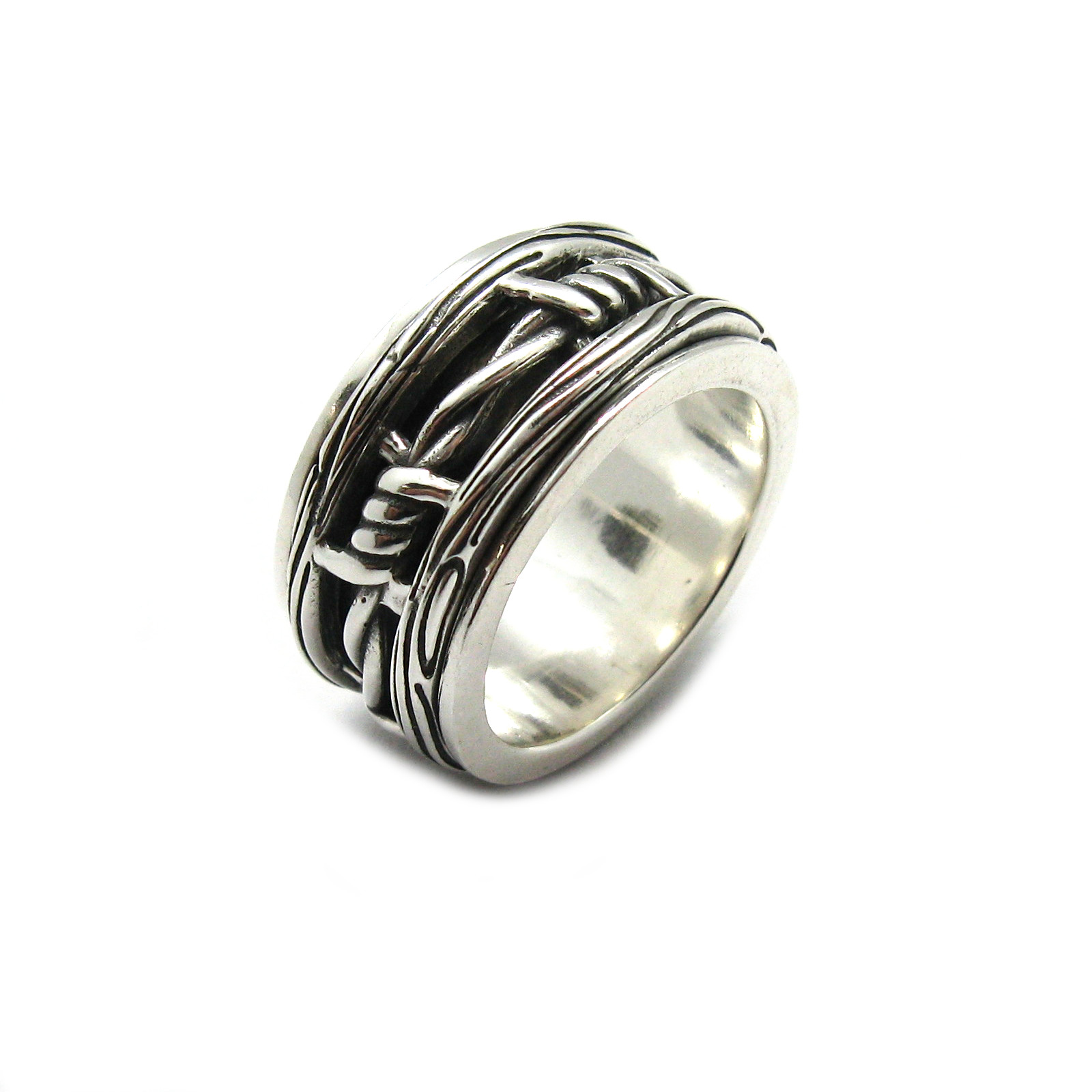 Silver ring - R001944