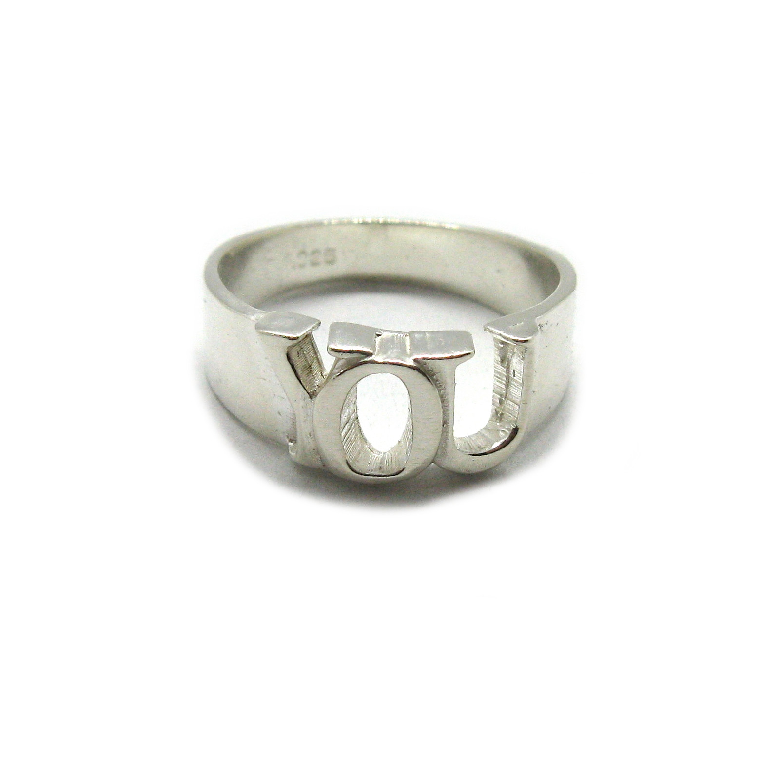 Silver ring - R001945