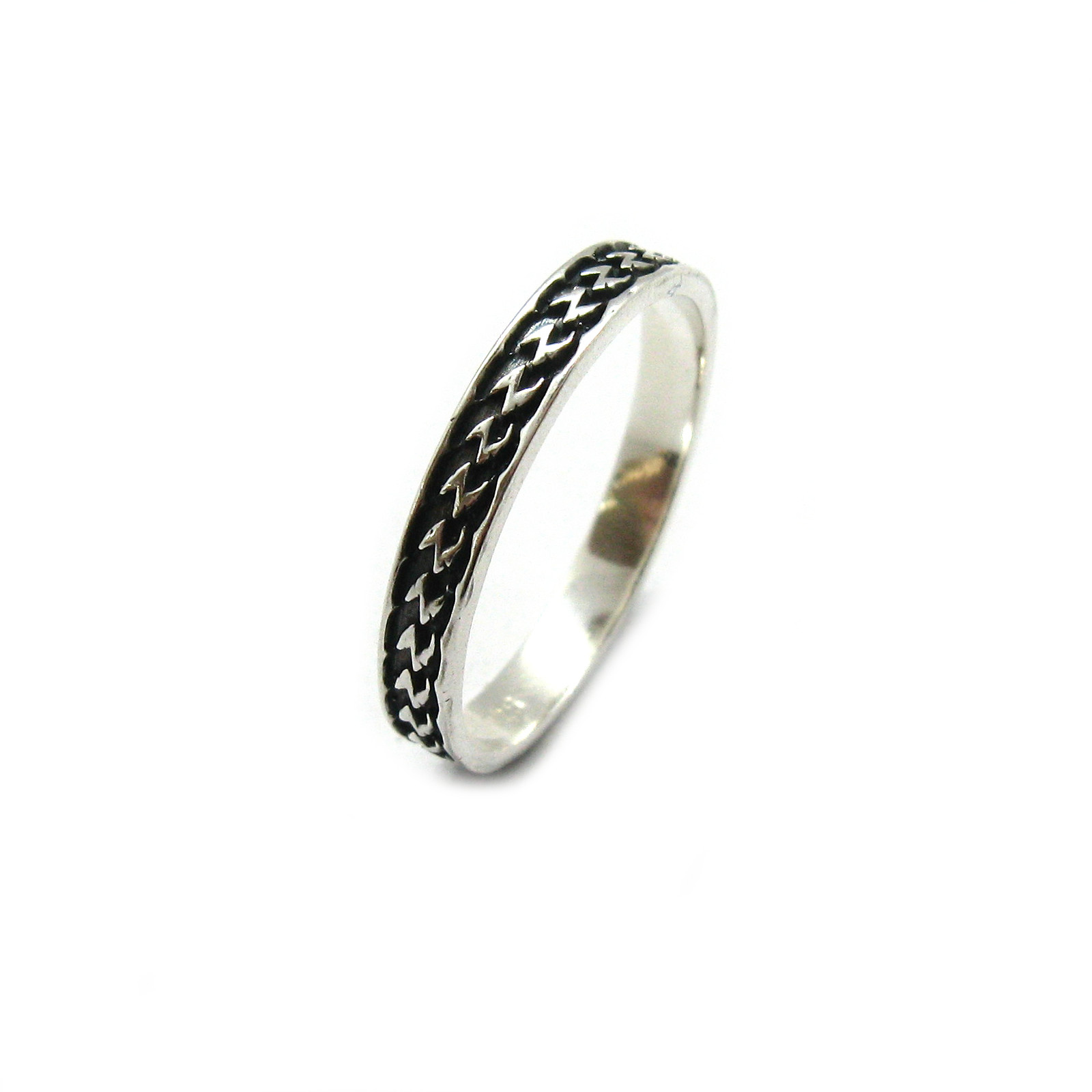 Silver ring - R001946