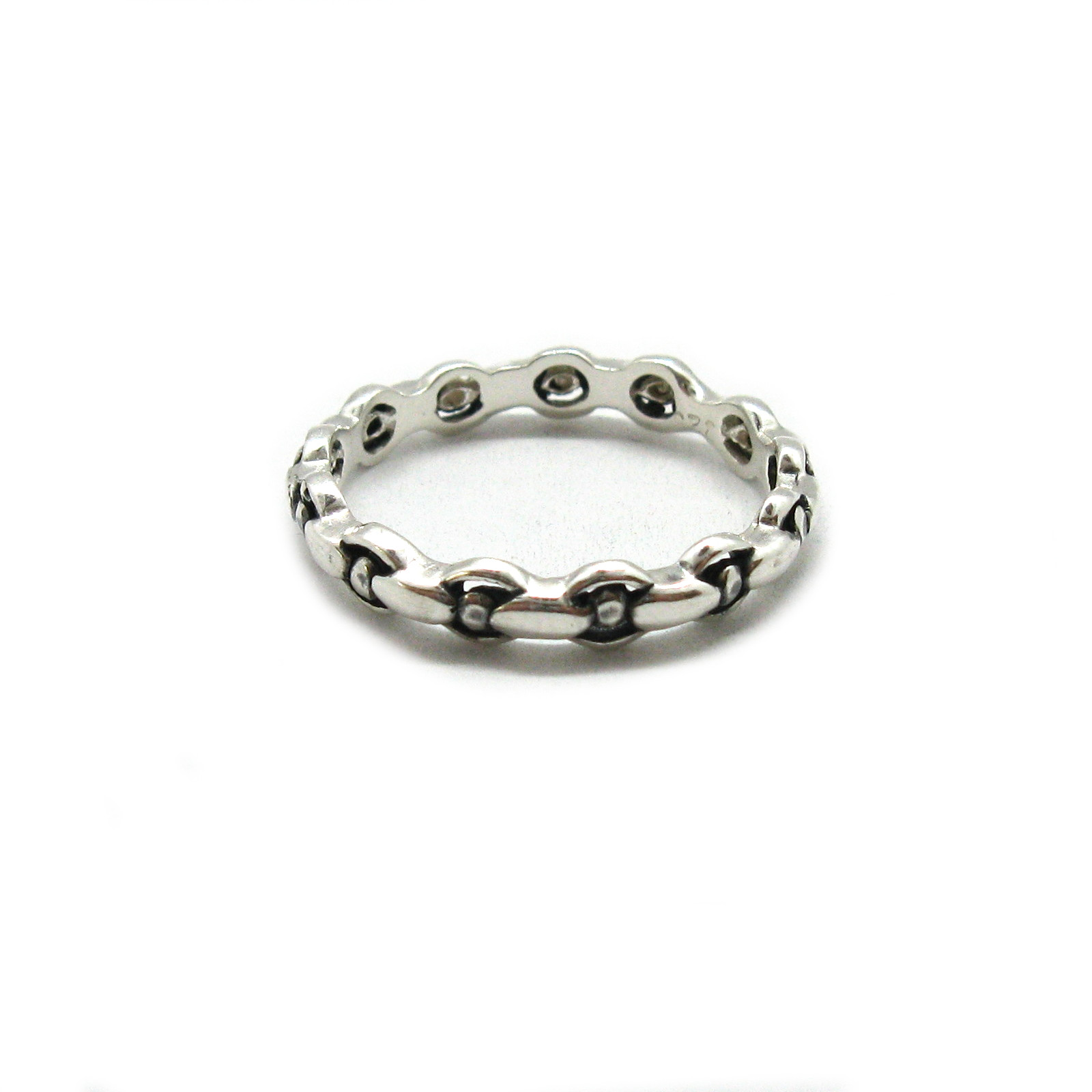 Silver ring - R001948